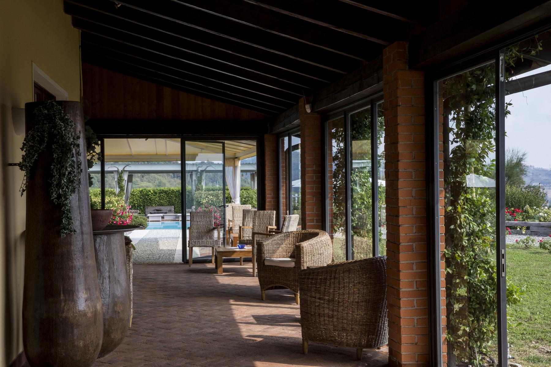 Villa in Vendita a Ponzano Monferrato: 5 locali, 450 mq - Foto 14