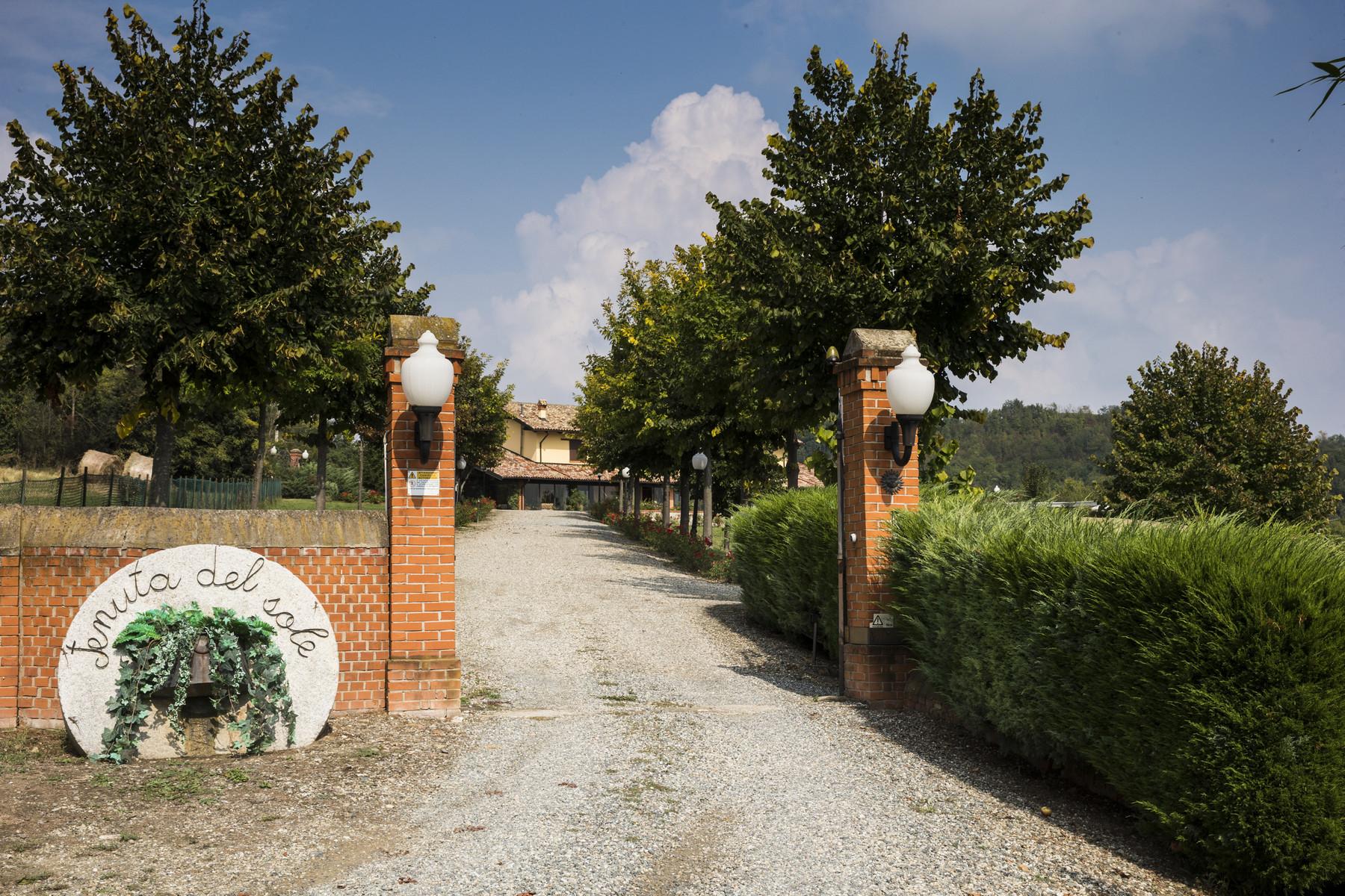 Villa in Vendita a Ponzano Monferrato: 5 locali, 450 mq - Foto 20