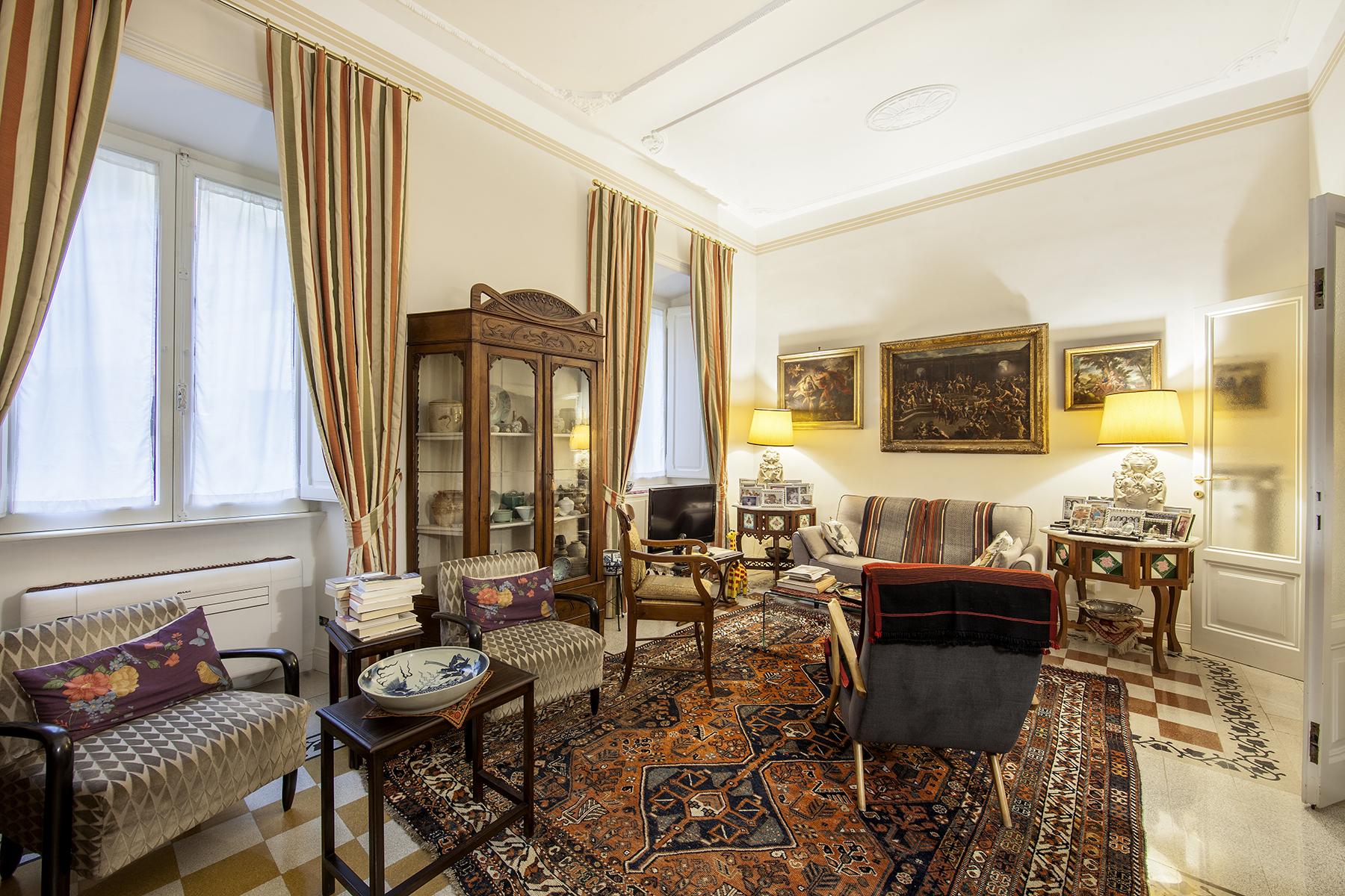 Appartamento di lusso in vendita a roma piazza sallustio for Appartamenti vendita roma