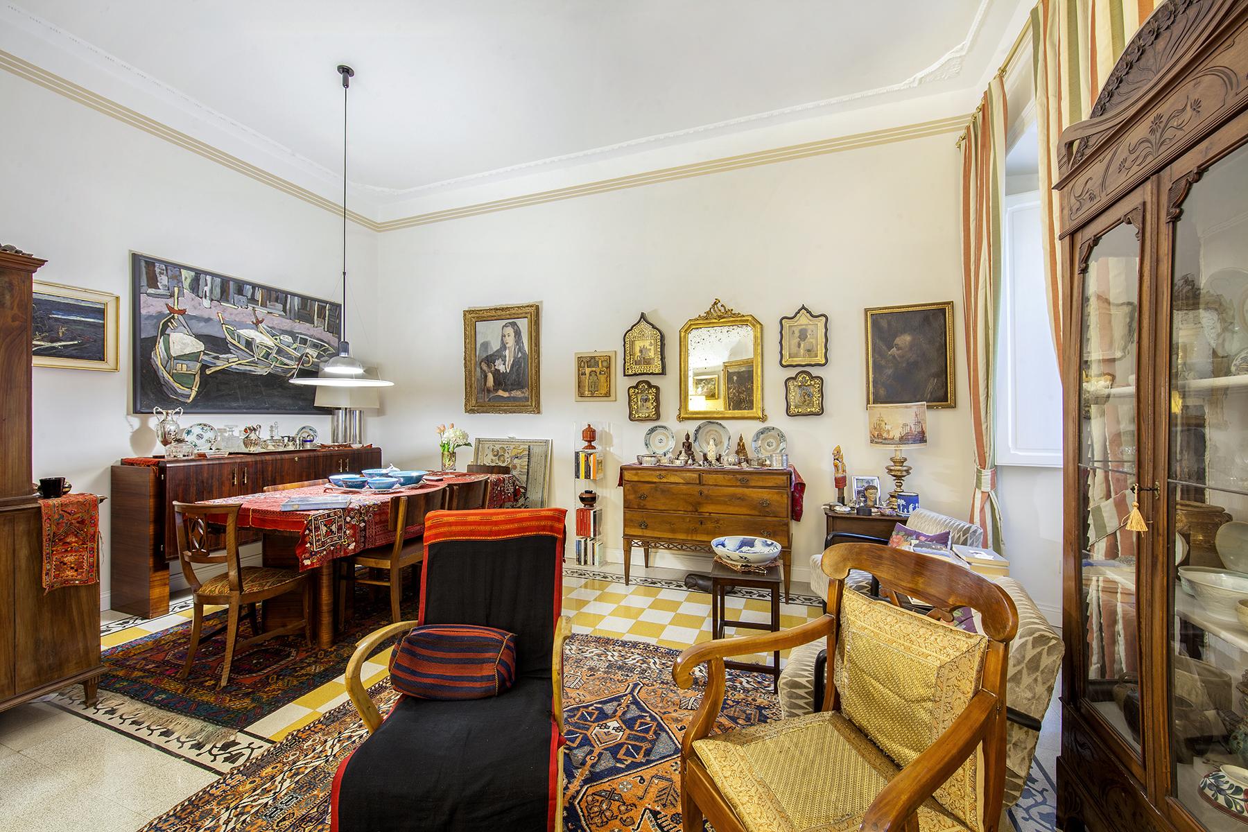 Appartamento di lusso in vendita a roma piazza sallustio for Affitto appartamento barberini roma