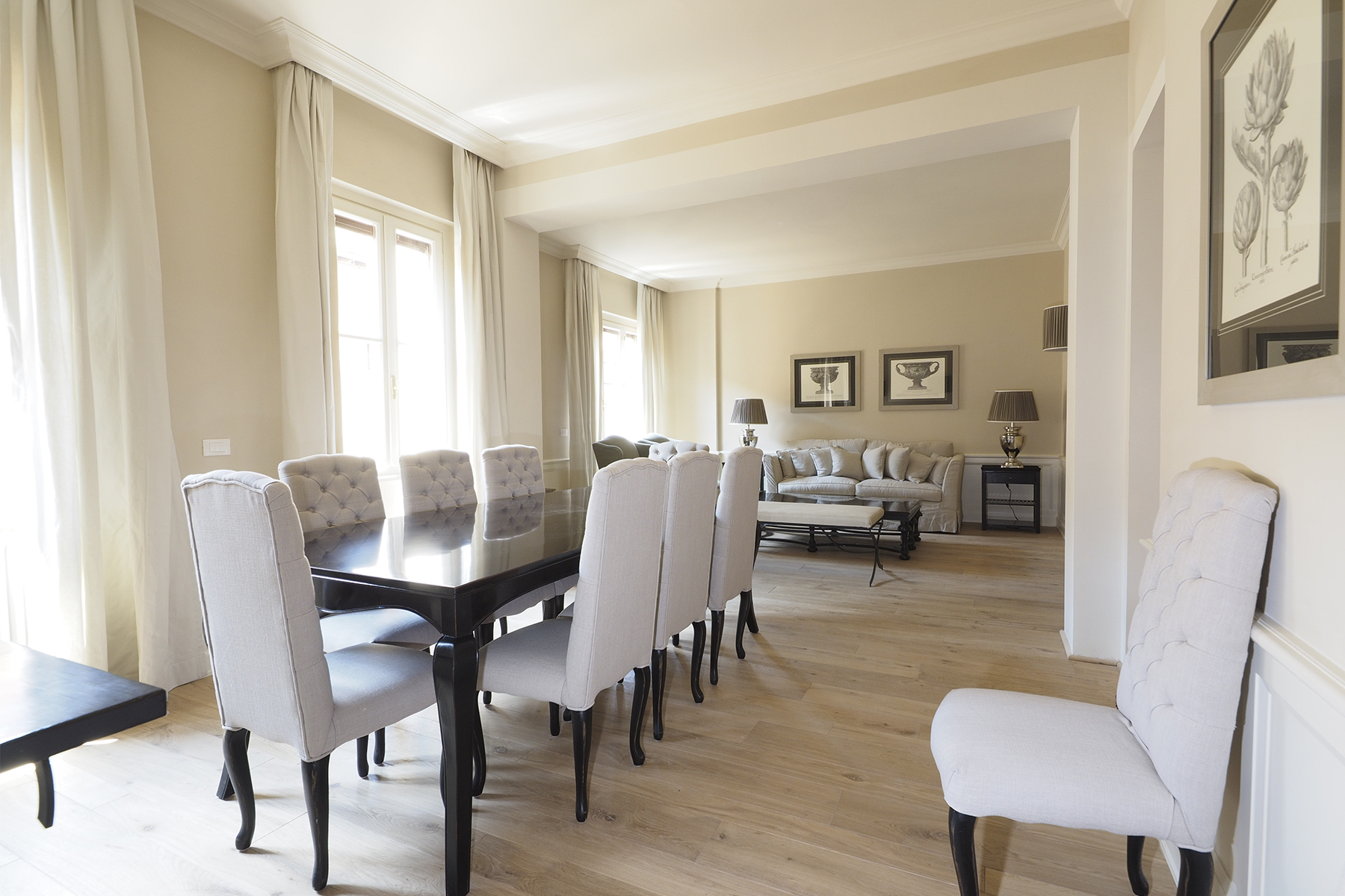 Appartamento in Affitto a Firenze: 5 locali, 110 mq - Foto 6