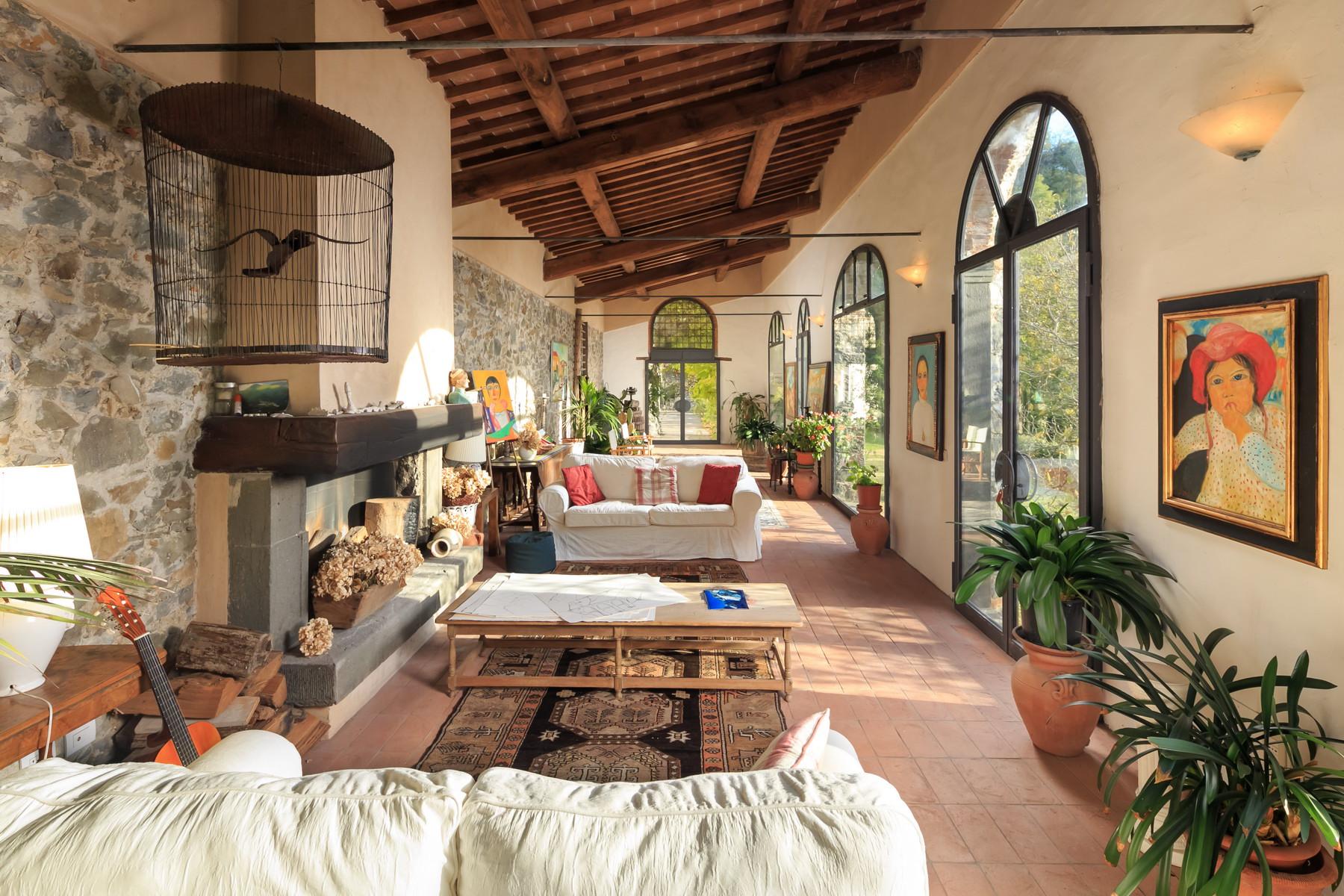 Villa in Vendita a Fosciandora: 5 locali, 500 mq