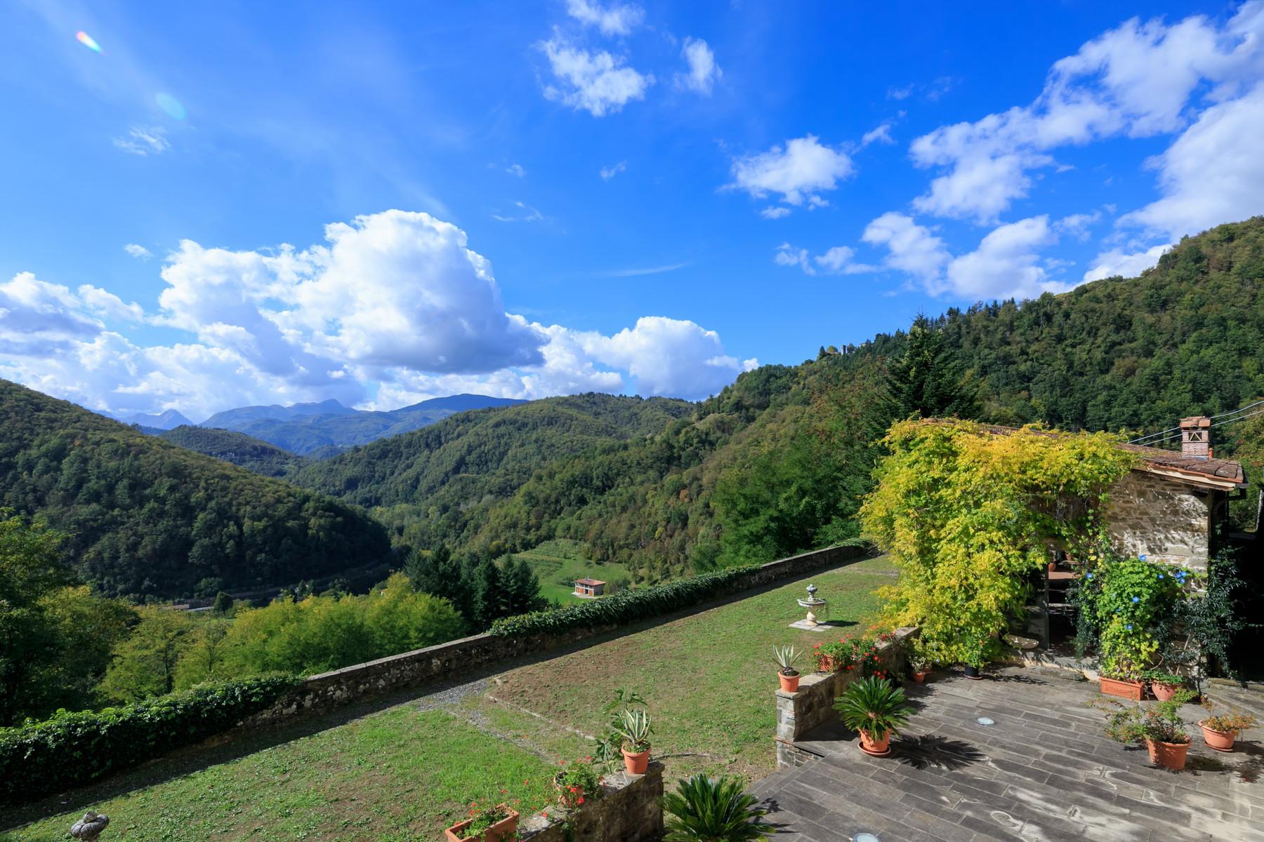 Villa in Vendita a Fosciandora: 5 locali, 500 mq - Foto 6
