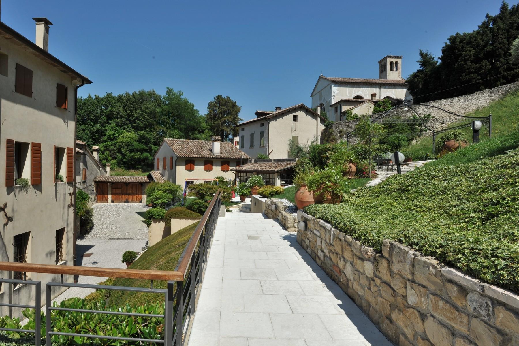 Appartamento in Vendita a Asolo: 5 locali, 500 mq - Foto 12