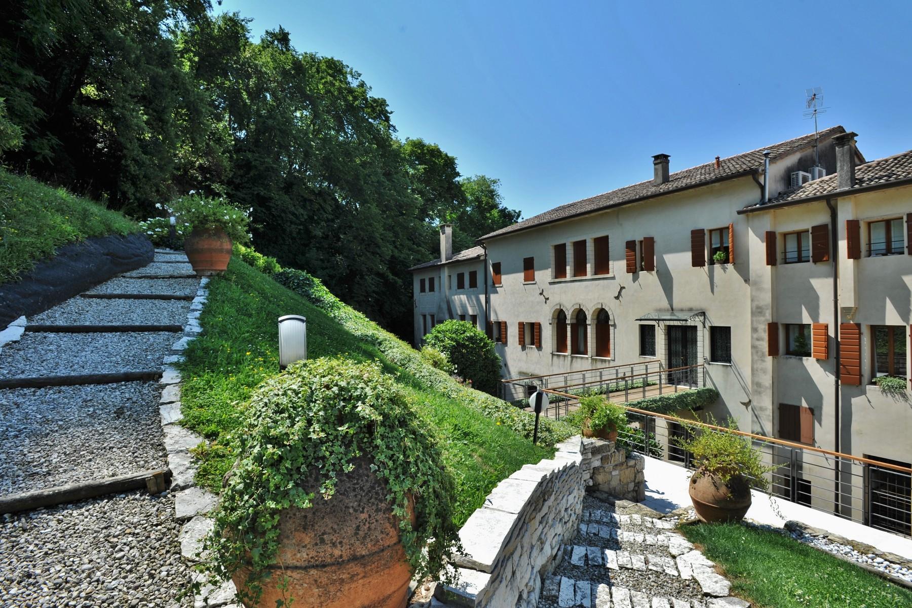 Appartamento in Vendita a Asolo: 5 locali, 500 mq - Foto 8