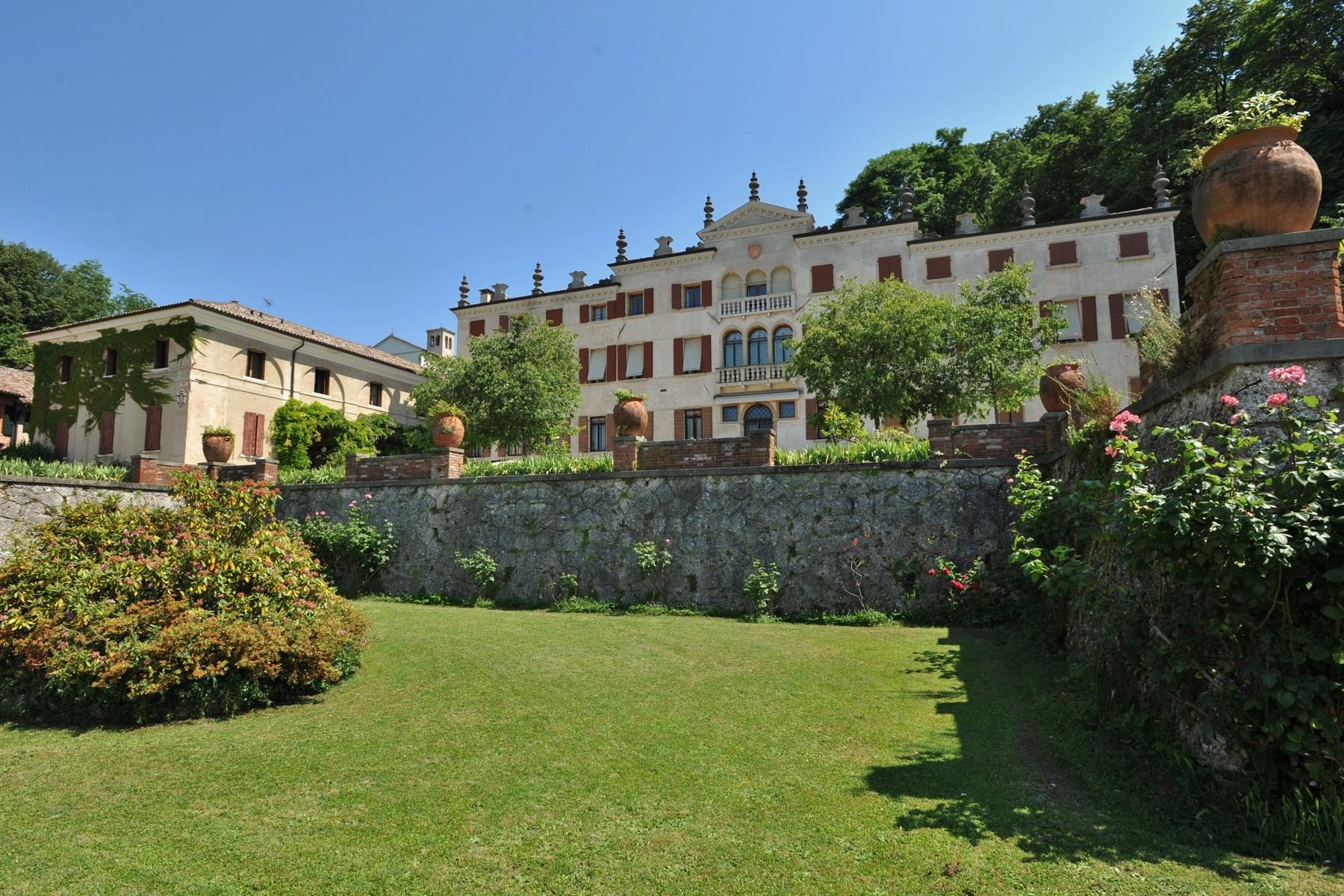 Appartamento in Vendita a Asolo: 5 locali, 500 mq - Foto 9