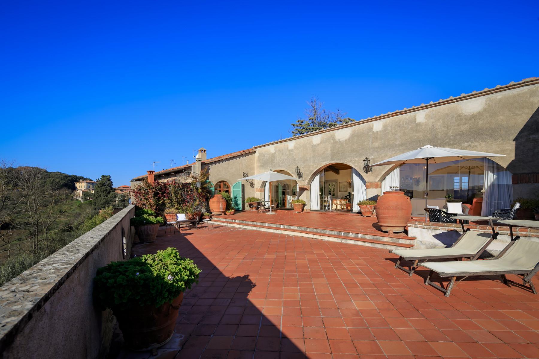 Villa in Vendita a Casciana Terme Lari: 5 locali, 550 mq - Foto 8