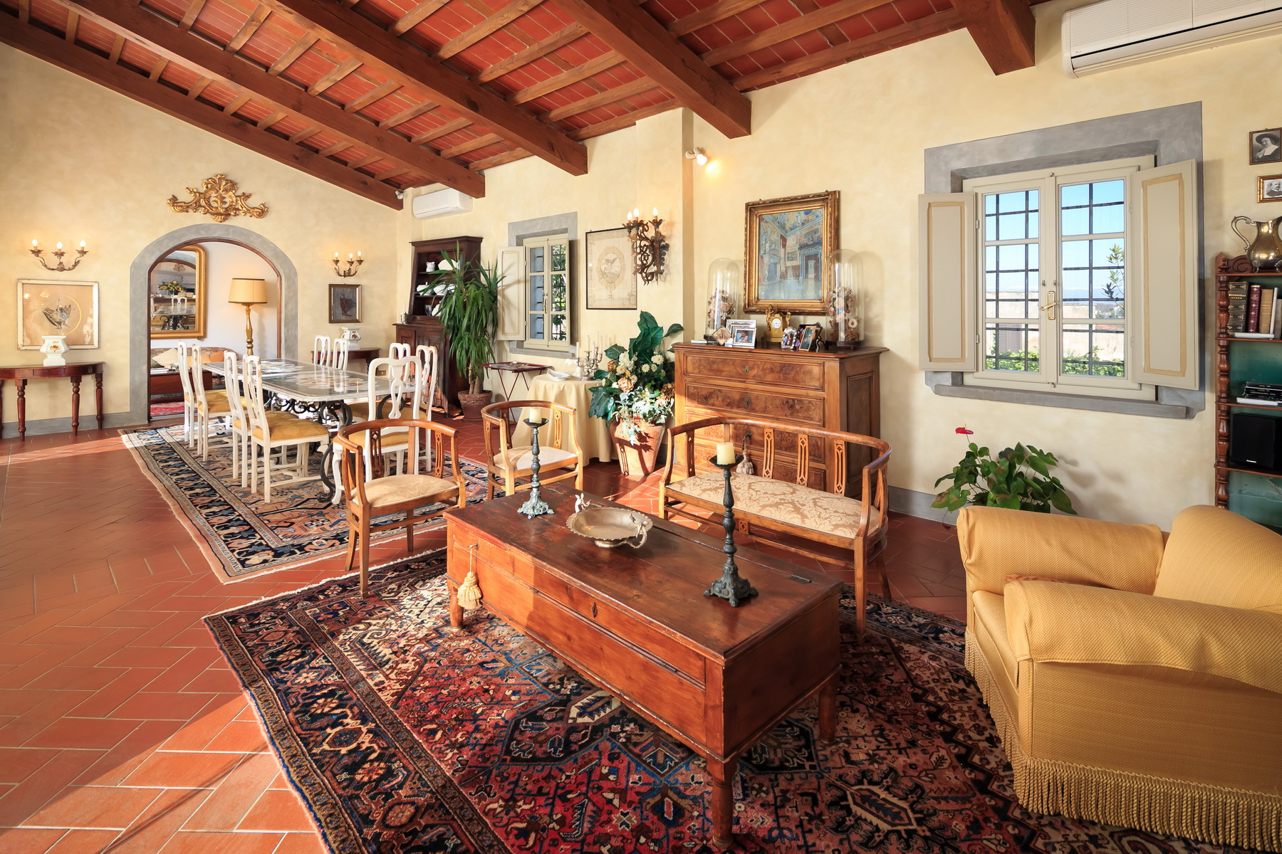 Villa in Vendita a Casciana Terme Lari: 5 locali, 550 mq - Foto 2