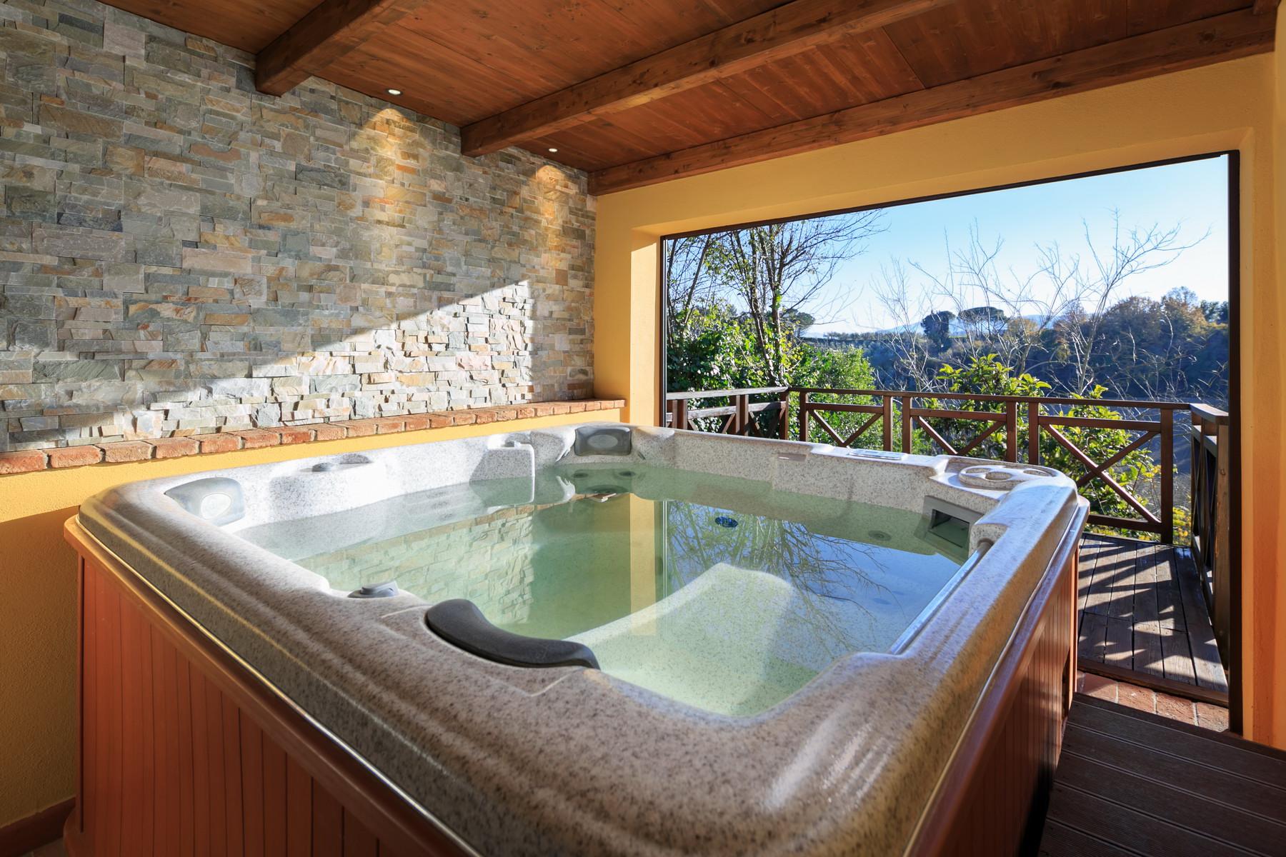 Villa in Vendita a Casciana Terme Lari: 5 locali, 550 mq - Foto 6