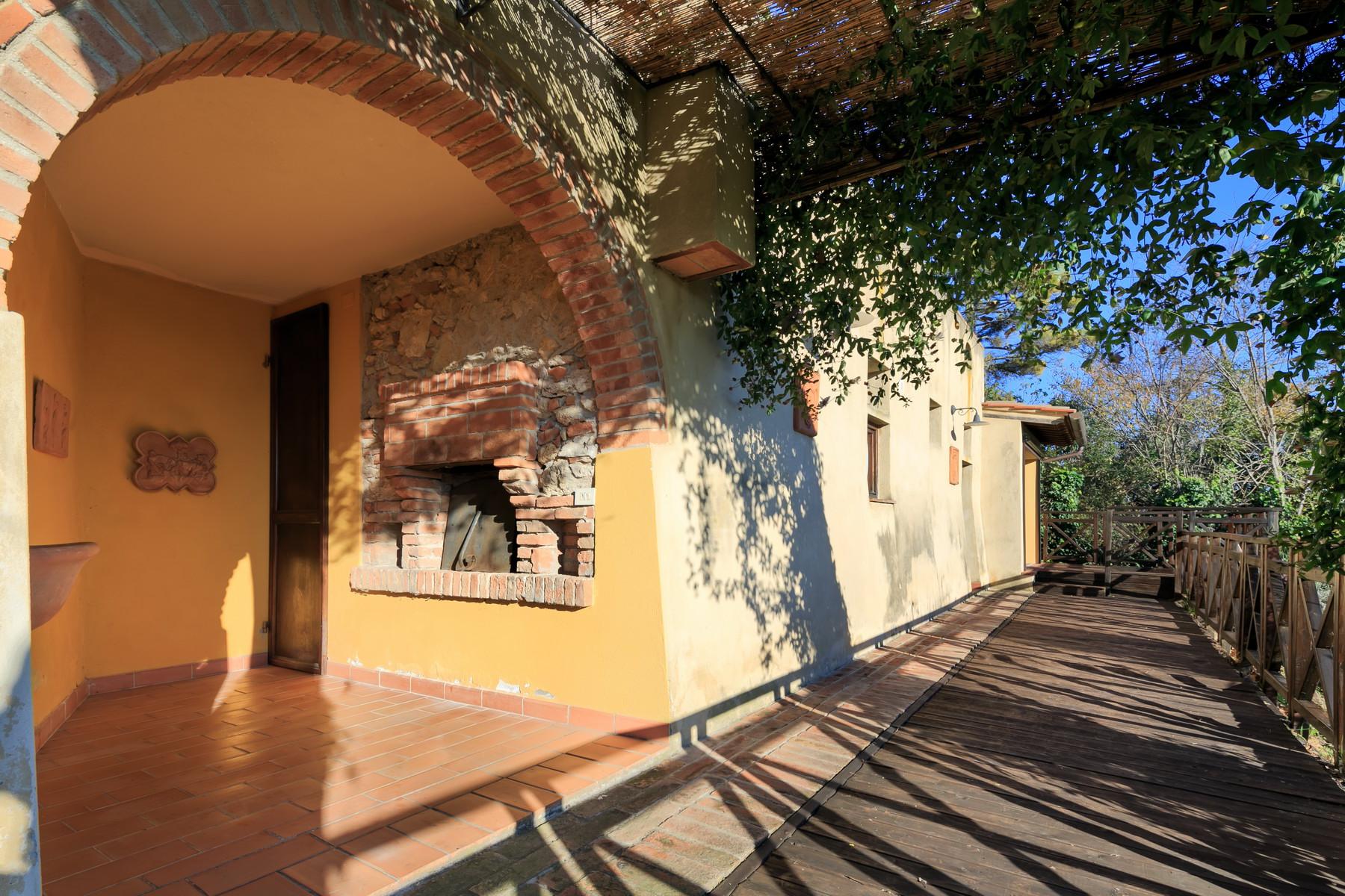 Villa in Vendita a Casciana Terme Lari: 5 locali, 550 mq - Foto 19
