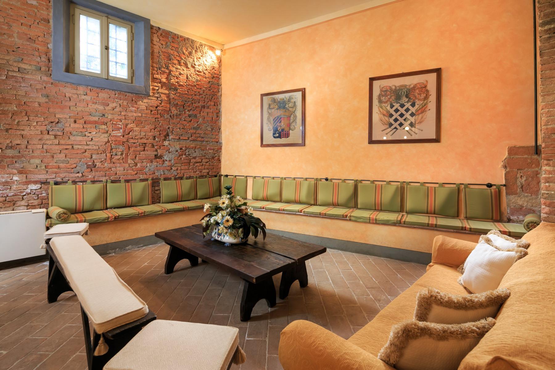 Villa in Vendita a Casciana Terme Lari: 5 locali, 550 mq - Foto 21
