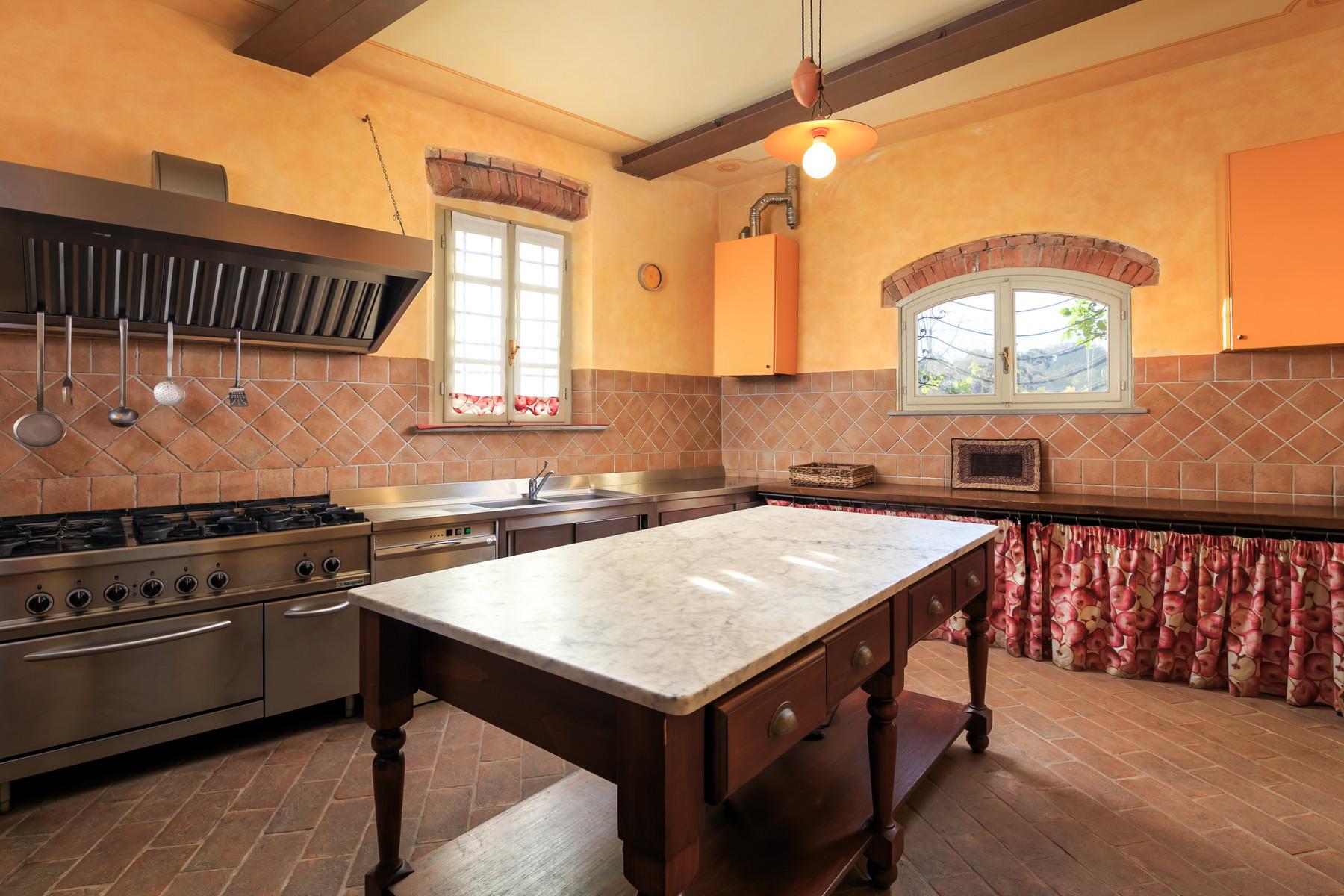 Villa in Vendita a Casciana Terme Lari: 5 locali, 550 mq - Foto 22