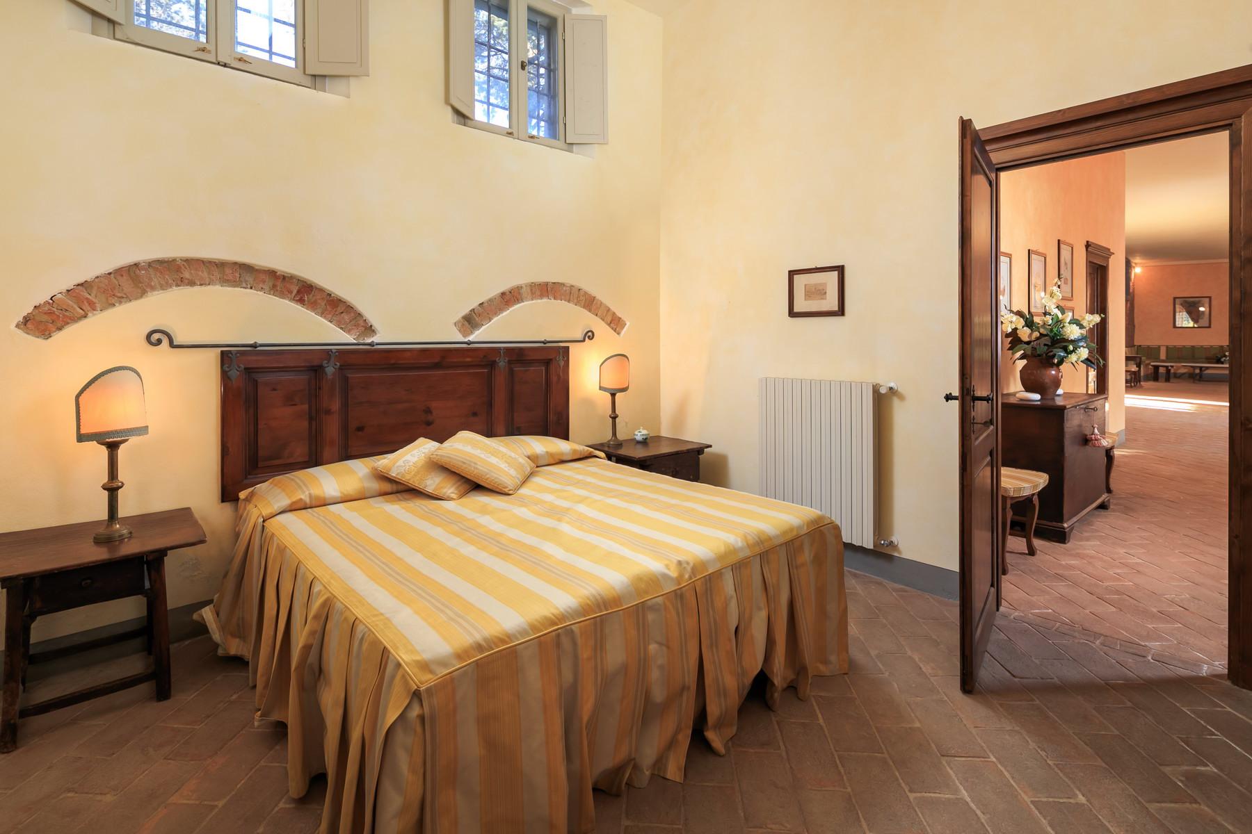 Villa in Vendita a Casciana Terme Lari: 5 locali, 550 mq - Foto 23