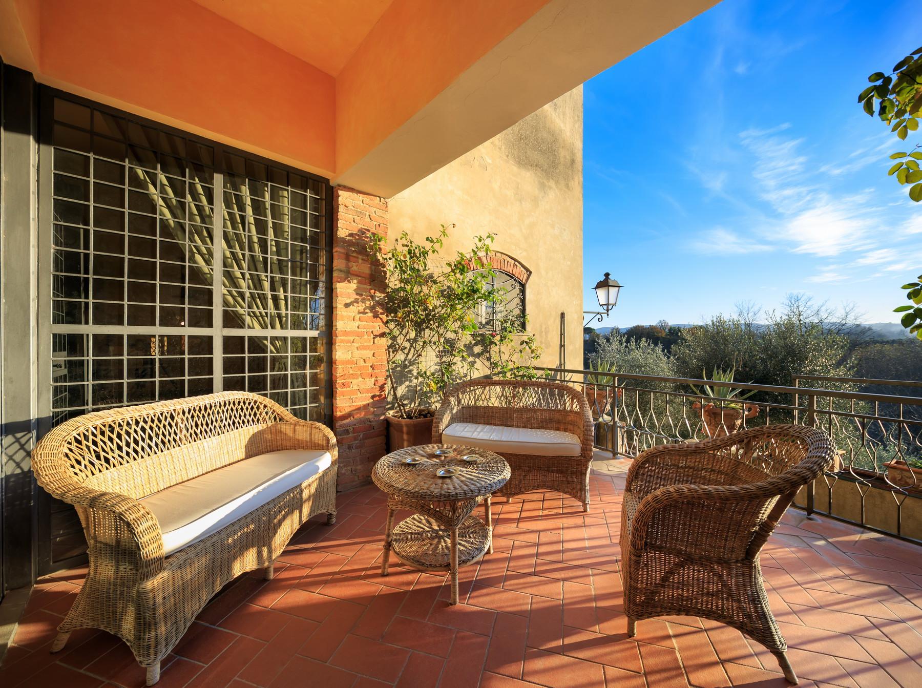 Villa in Vendita a Casciana Terme Lari: 5 locali, 550 mq - Foto 7