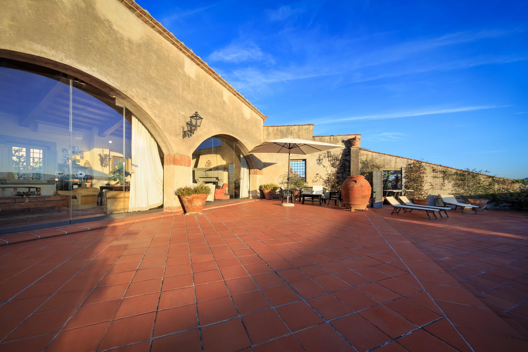 Villa in Vendita a Casciana Terme Lari: 5 locali, 550 mq - Foto 14