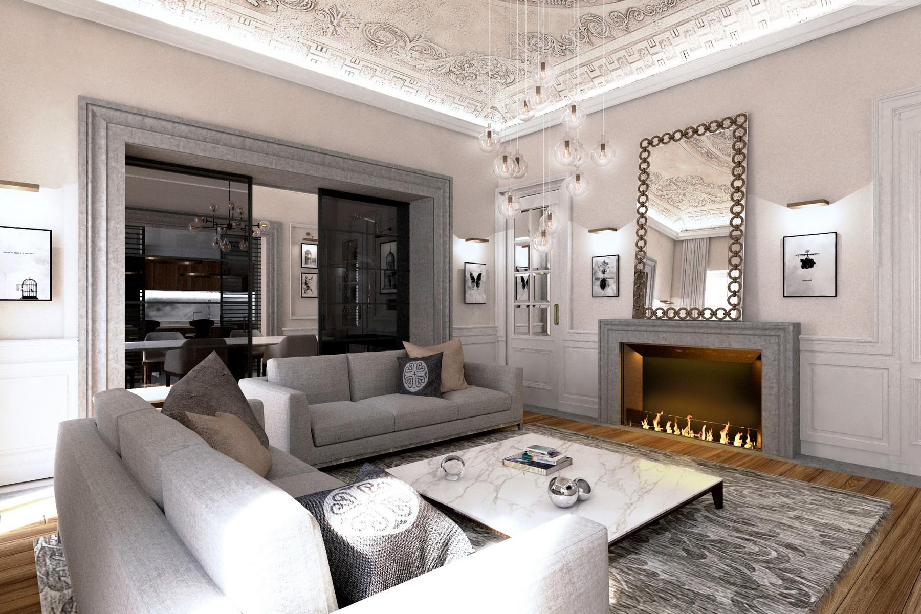 Appartamenti di lusso a firenze trovocasa pregio for Ville interni di lusso