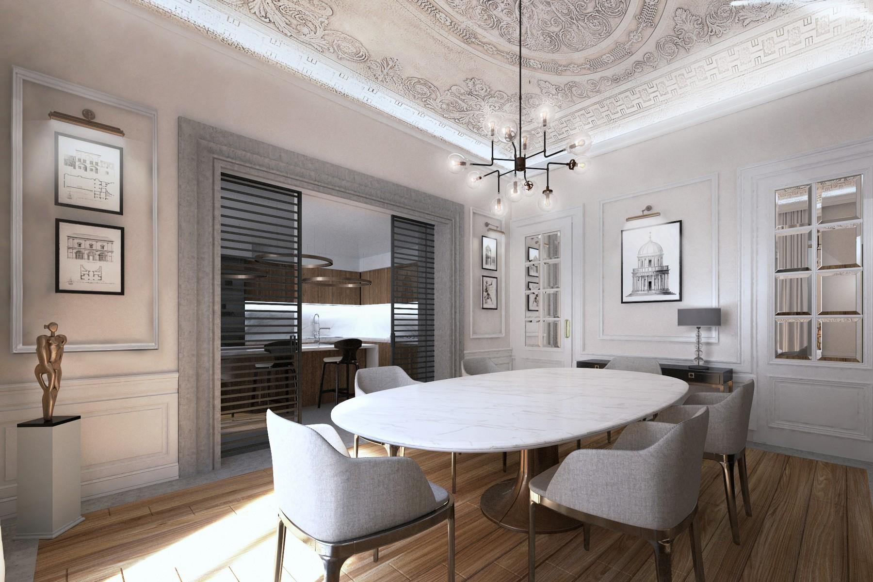 Appartamento in Vendita a Firenze: 5 locali, 270 mq - Foto 3