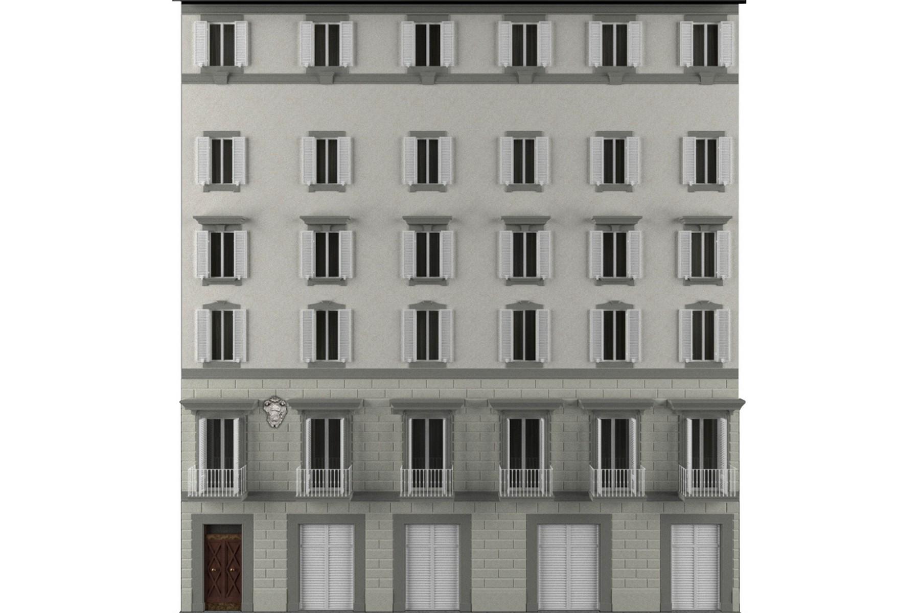 Appartamento in Vendita a Firenze: 5 locali, 270 mq - Foto 8