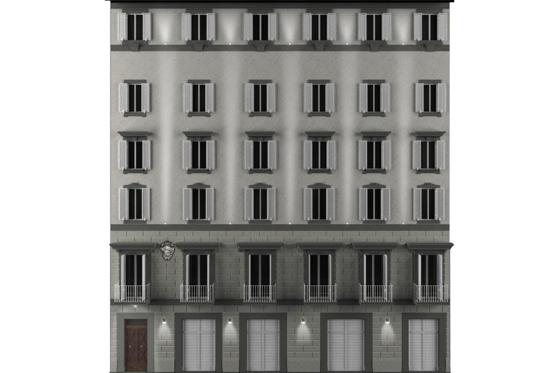 Appartamento in Vendita a Firenze: 5 locali, 270 mq - Foto 10