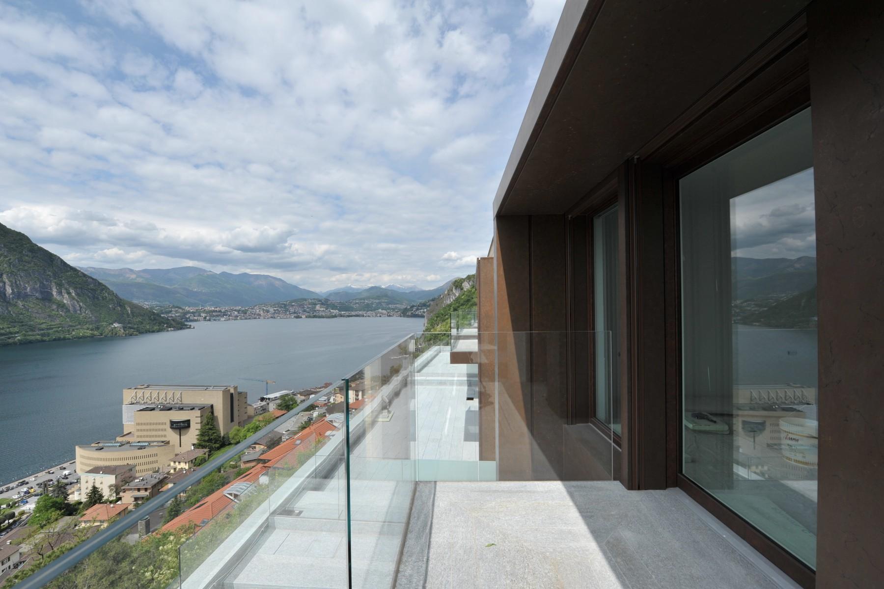 Villa in Vendita a Campione D'Italia: 5 locali, 600 mq - Foto 2