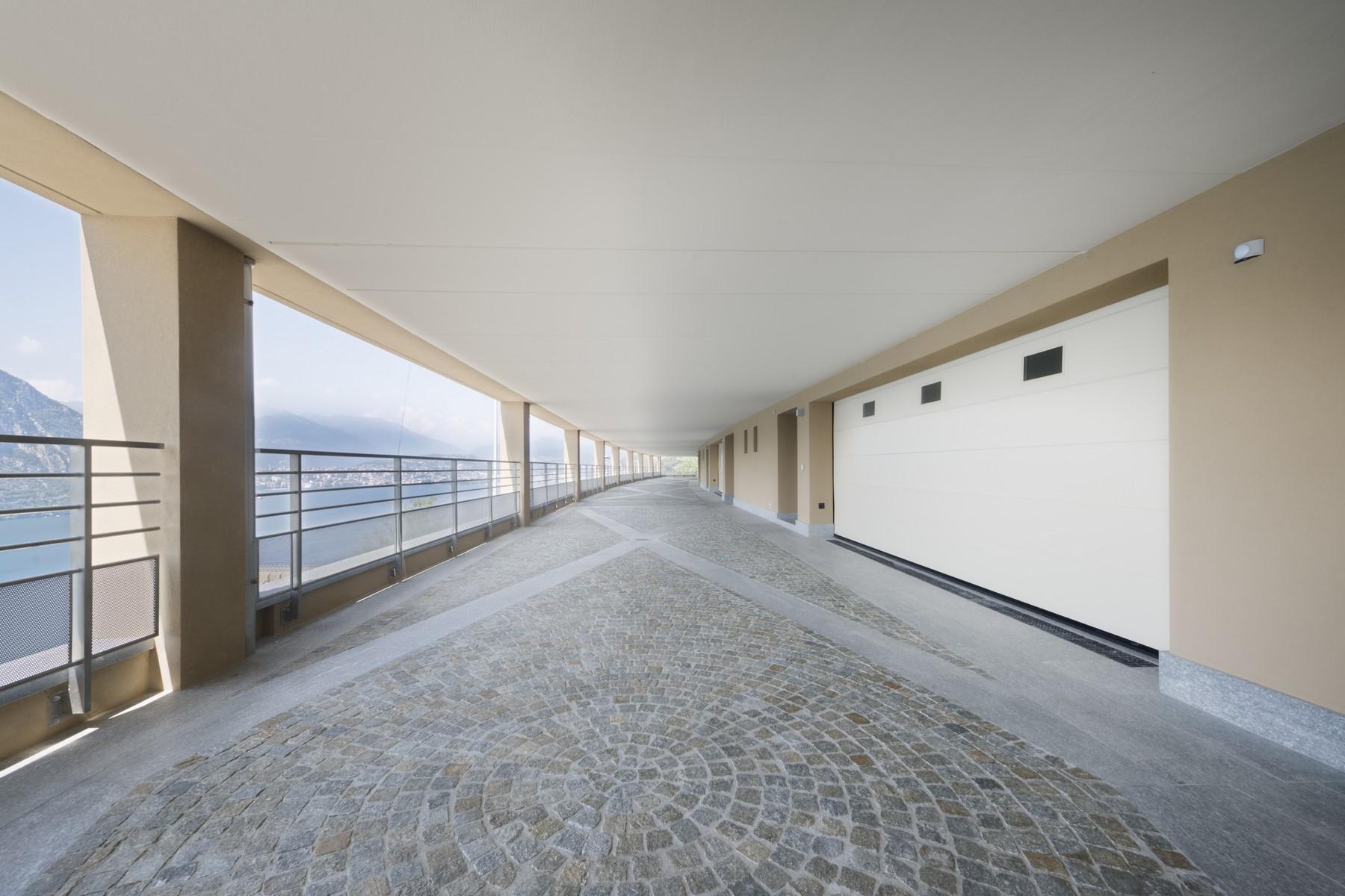 Villa in Vendita a Campione D'Italia: 5 locali, 600 mq - Foto 9
