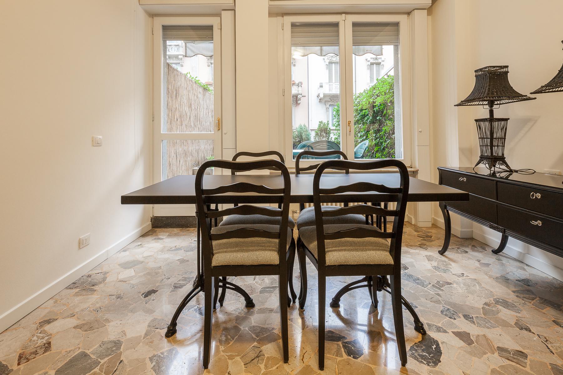 Appartamento di lusso in affitto a milano via errico for Appartamento design affitto milano