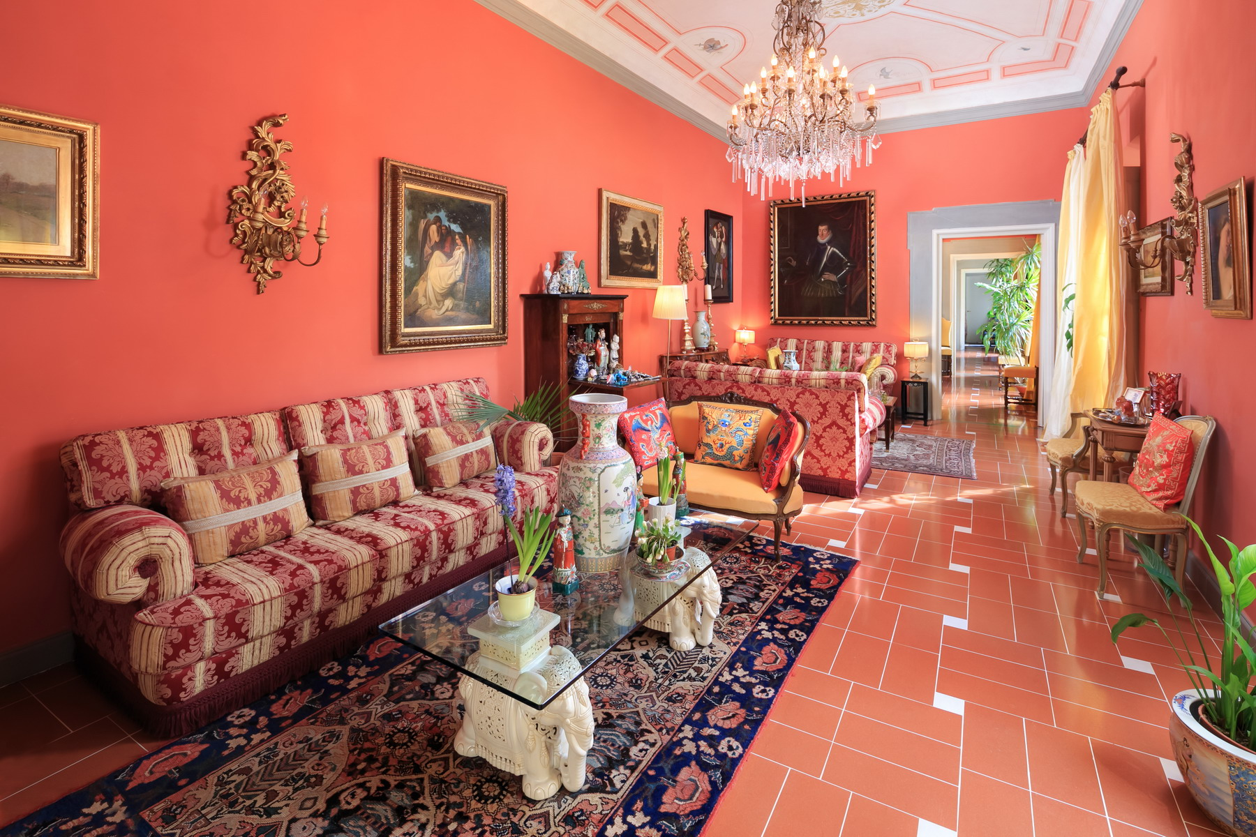 Appartamento in Vendita a Firenze: 5 locali, 290 mq - Foto 7