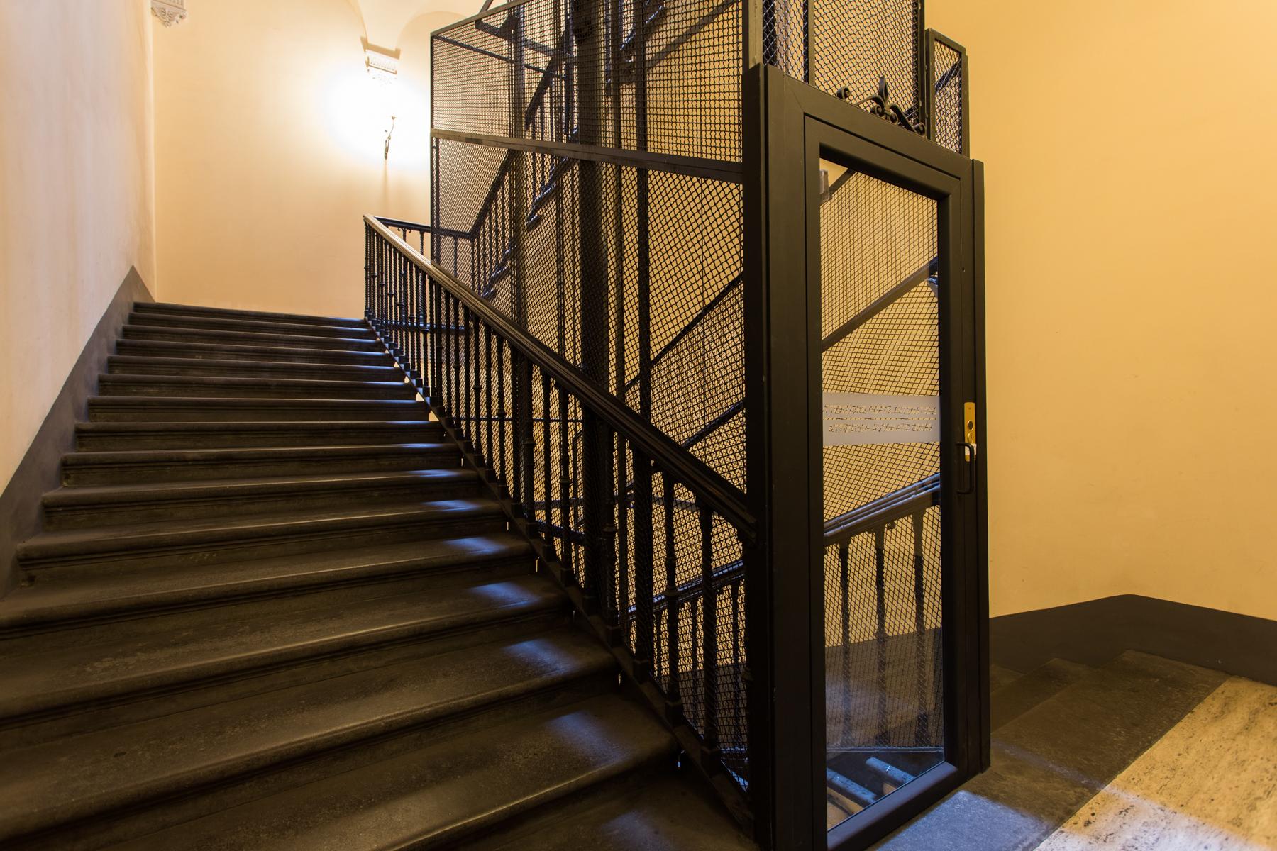 Ufficio-studio in Vendita a Roma: 5 locali, 600 mq - Foto 24