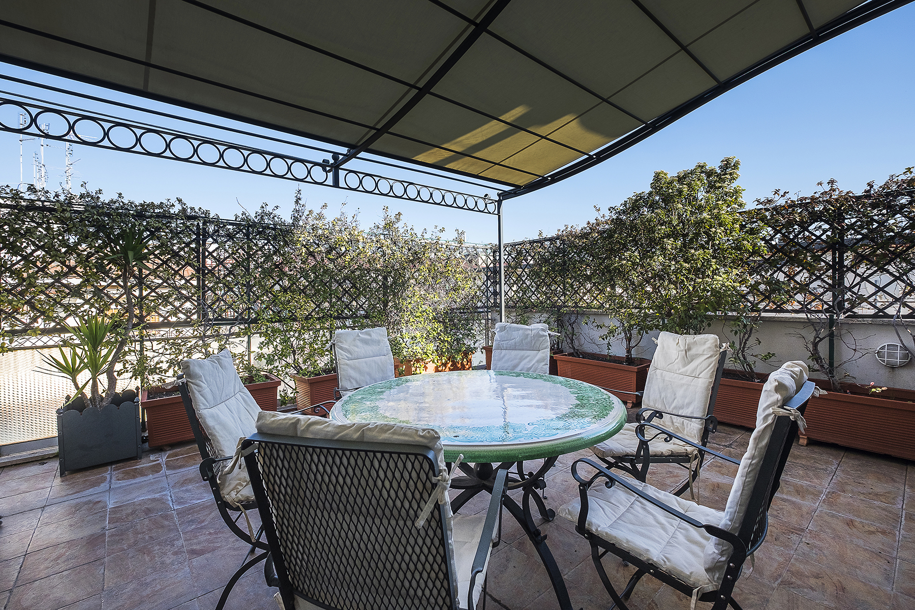 Appartamenti di lusso in affitto a roma trovocasa pregio for Affitto appartamento arredato roma