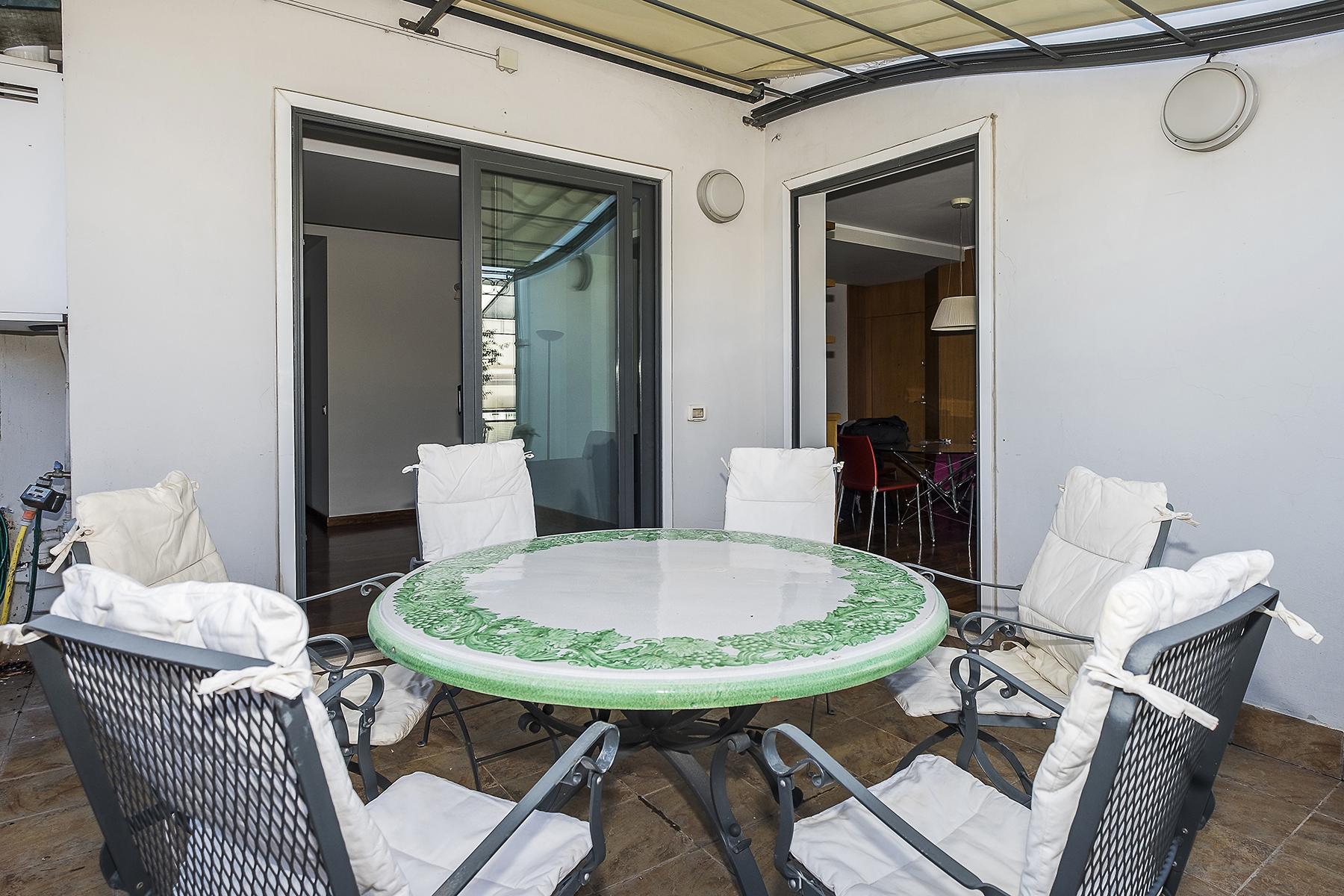 Appartamento di lusso in affitto a roma via bevagna for Affitto castello roma