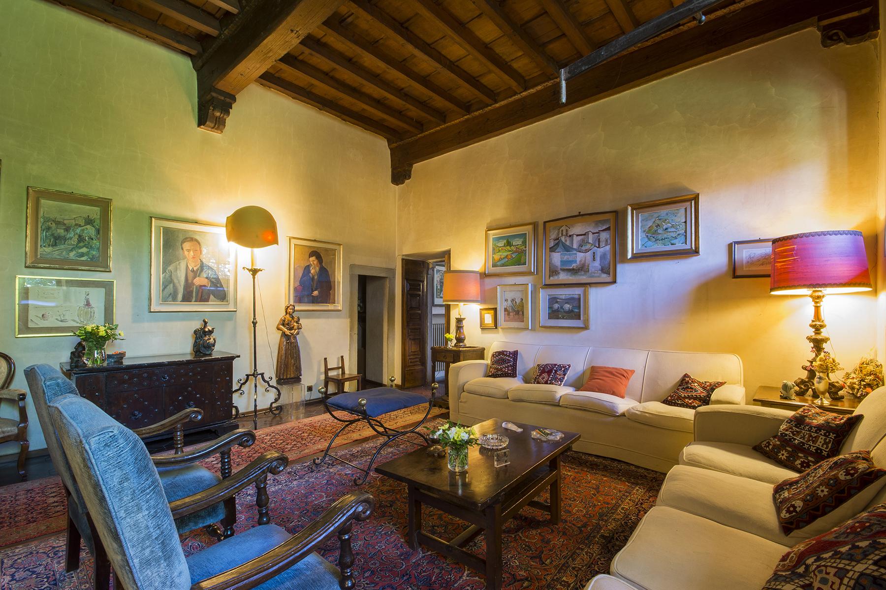 Villa in Vendita a Firenze via di careggi