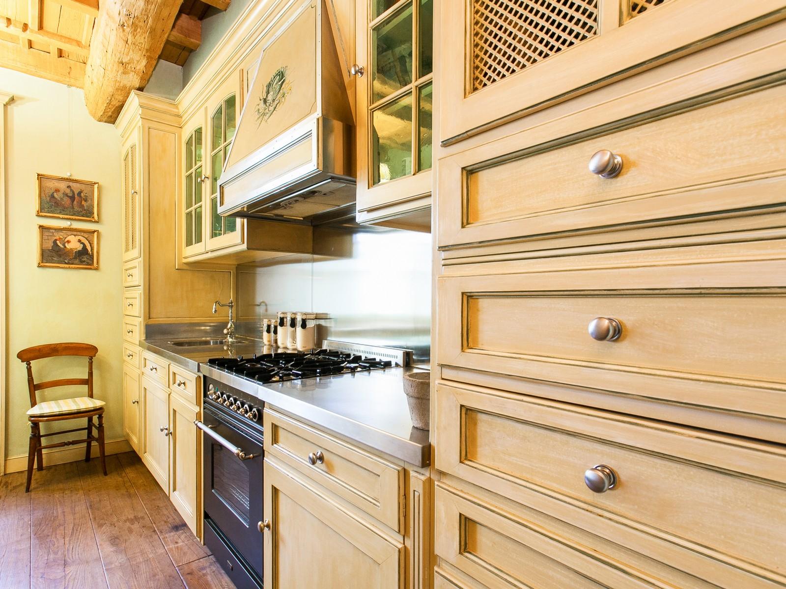 Appartamento di lusso in affitto a milano corso magenta for Appartamento design affitto milano