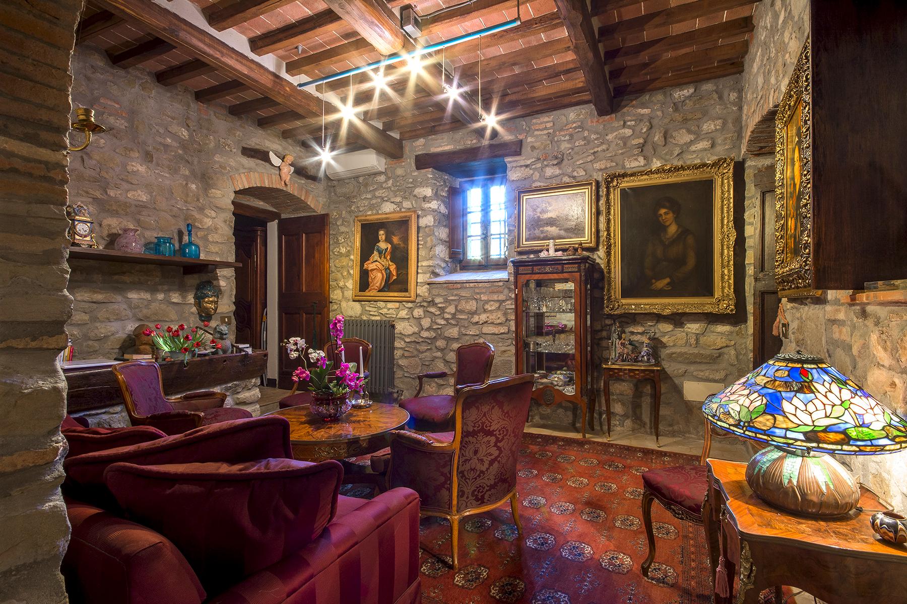 Villa in Vendita a Cortona: 5 locali, 600 mq - Foto 5
