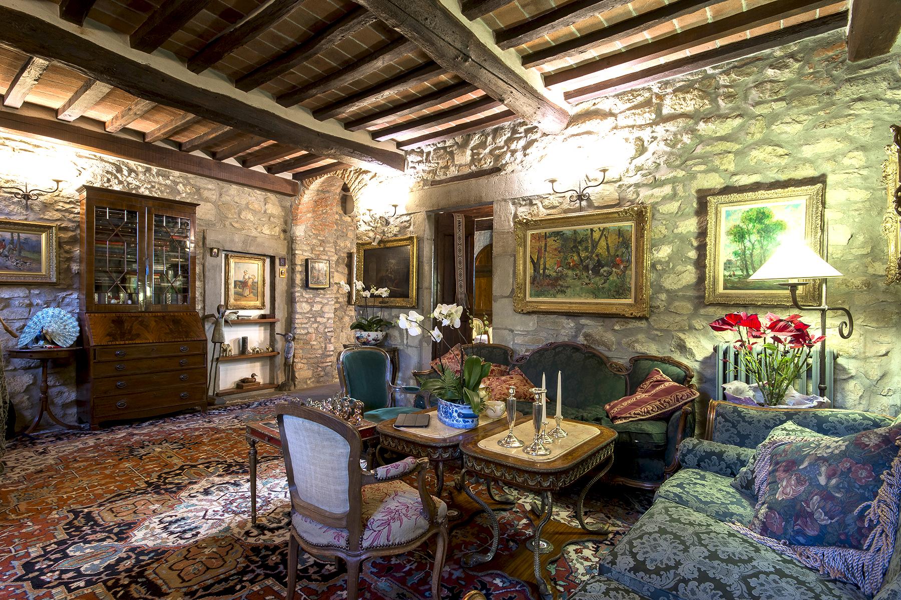 Villa in Vendita a Cortona: 5 locali, 600 mq - Foto 16