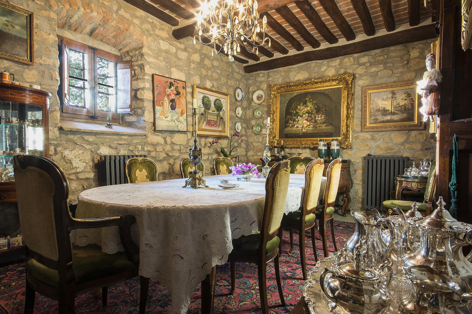 Villa in Vendita a Cortona: 5 locali, 600 mq - Foto 4