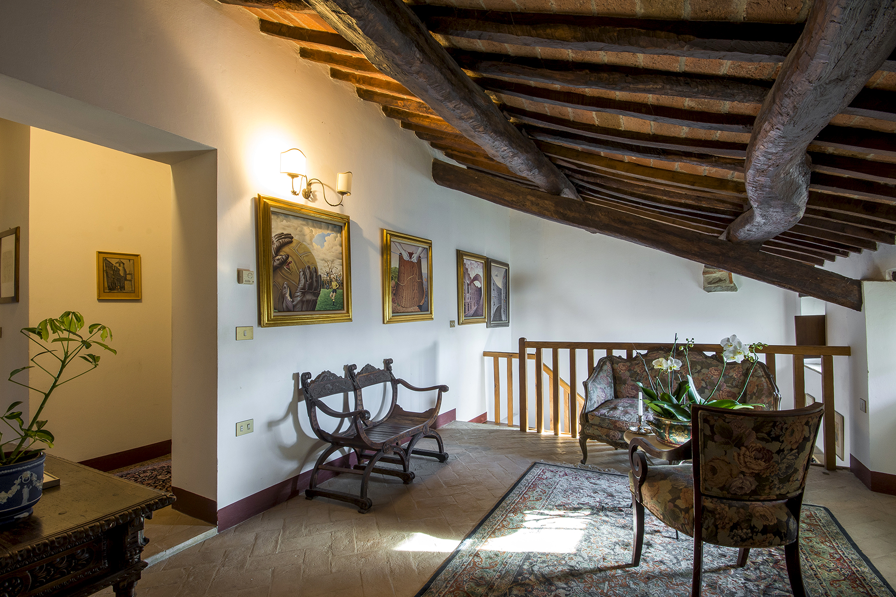 Villa in Vendita a Cortona: 5 locali, 600 mq - Foto 10
