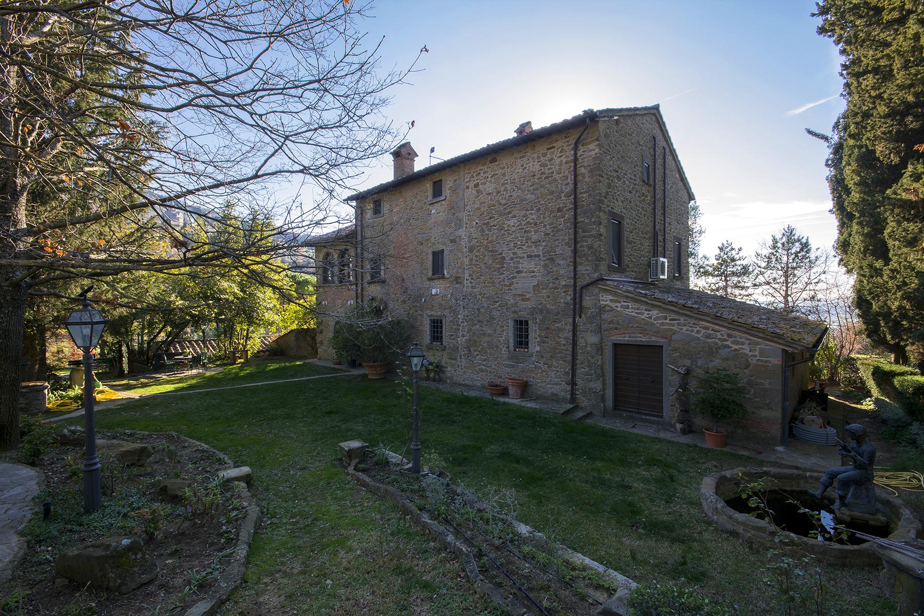 Villa in Vendita a Cortona: 5 locali, 600 mq - Foto 24