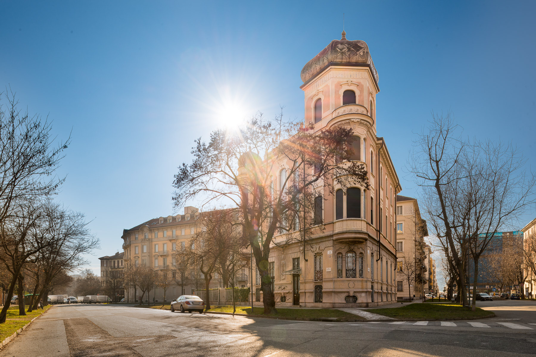 Appartamento in Vendita a Torino Centro:  5 locali, 210 mq  - Foto 1