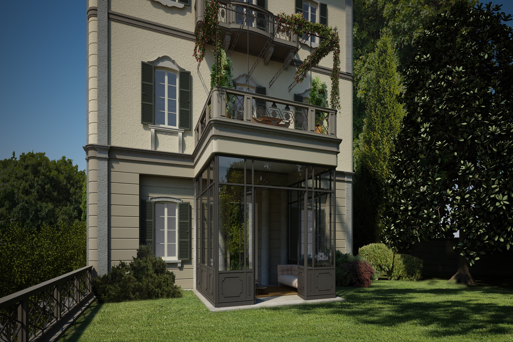 Palazzo in Vendita a Verbania: 5 locali, 1300 mq - Foto 4