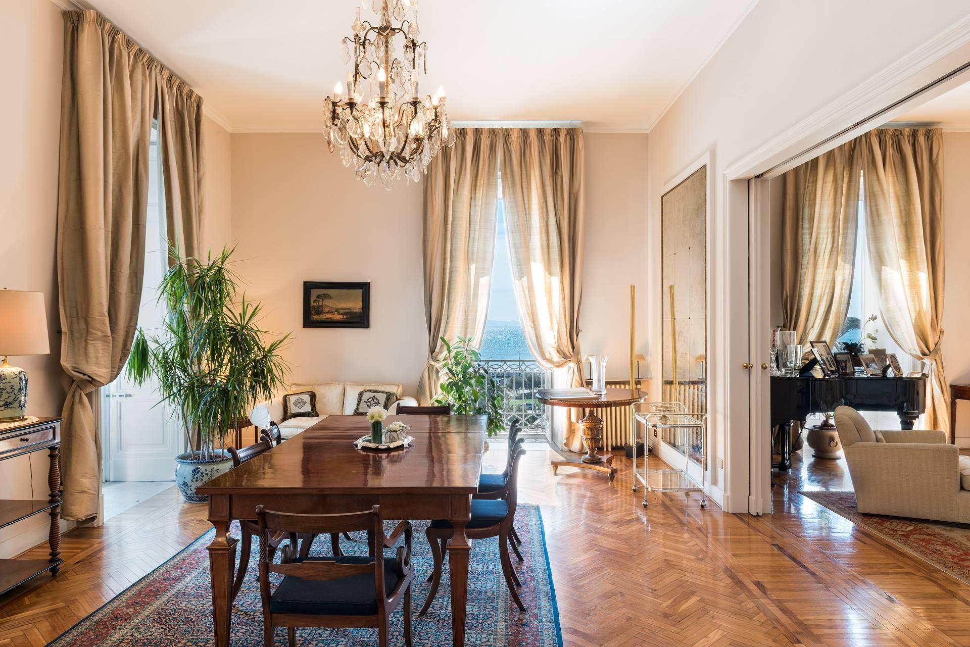 Appartamento in Affitto a Napoli rione via del sirignano