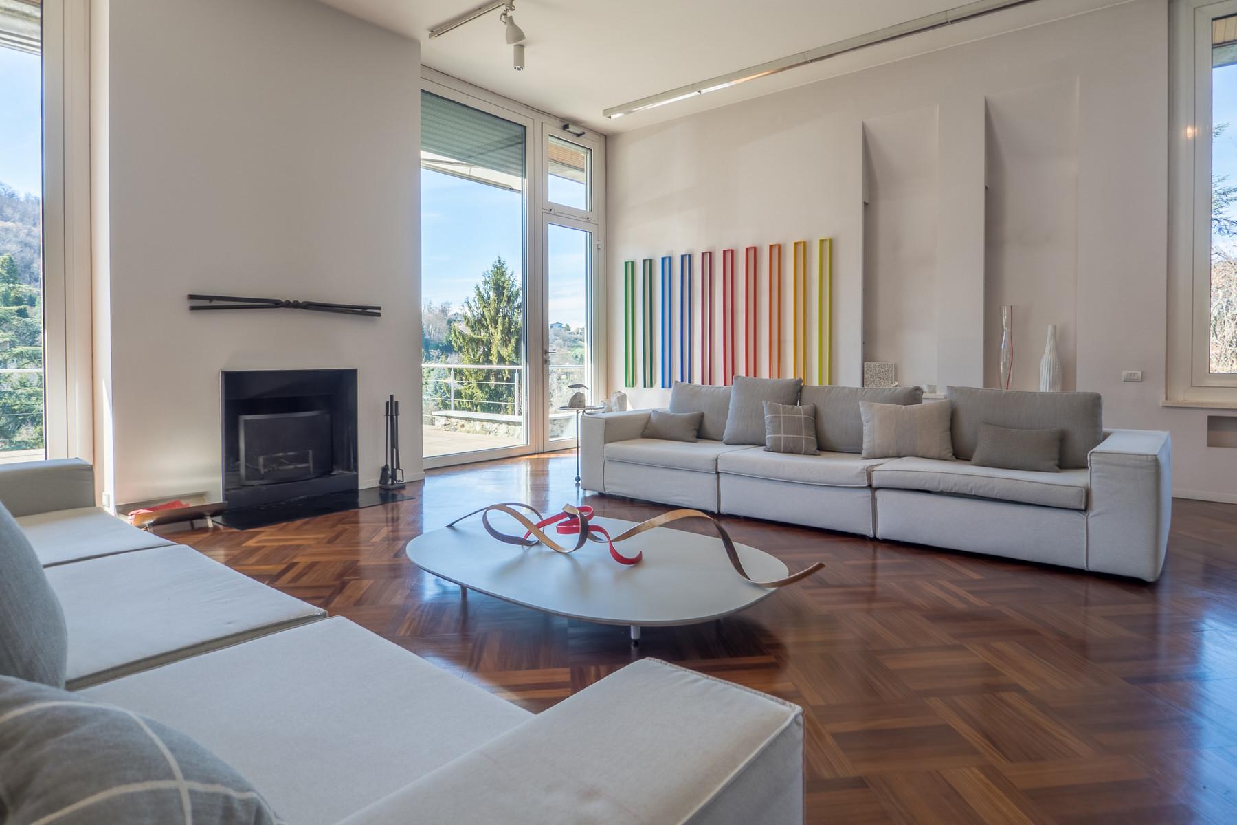 Villa in Vendita a Torino strada val salice