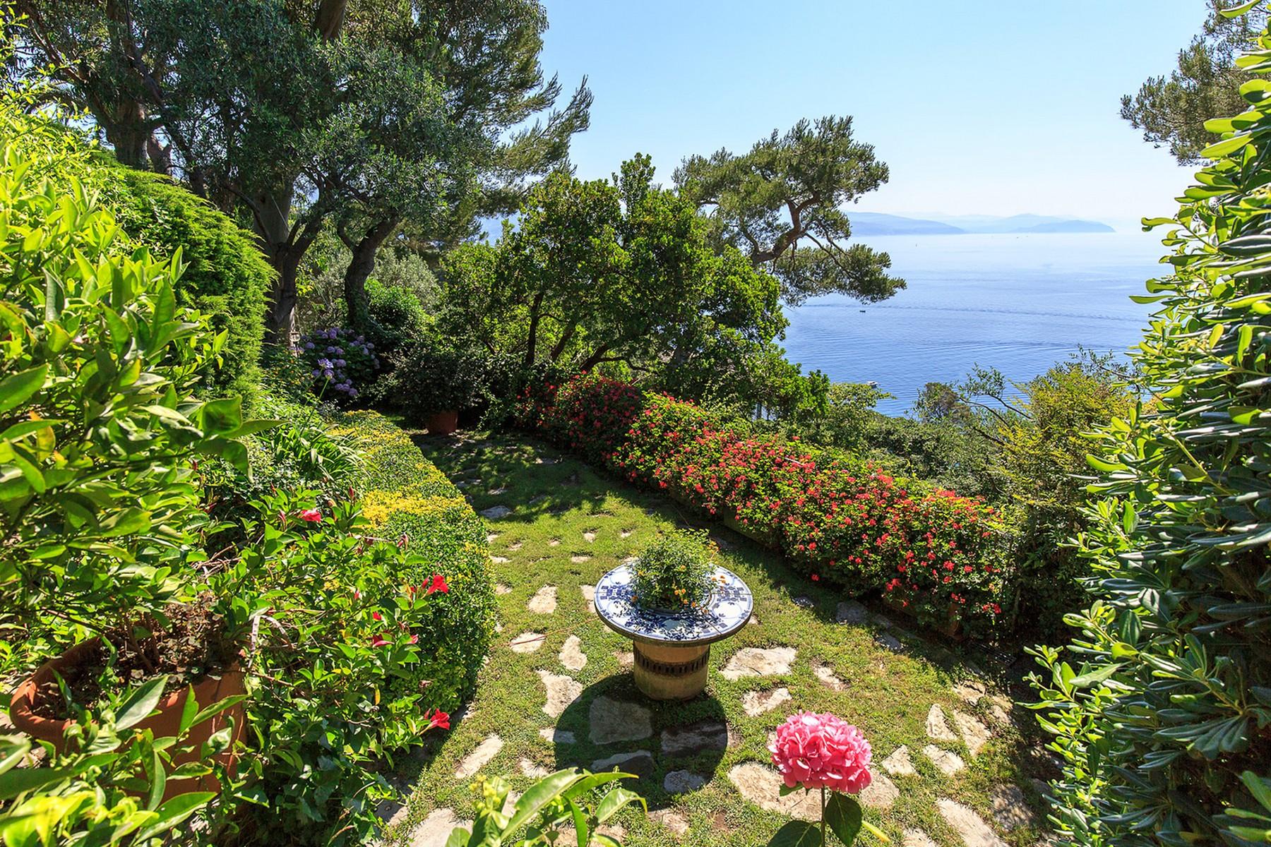 Villa in Vendita a Santa Margherita Ligure: 5 locali, 440 mq - Foto 2