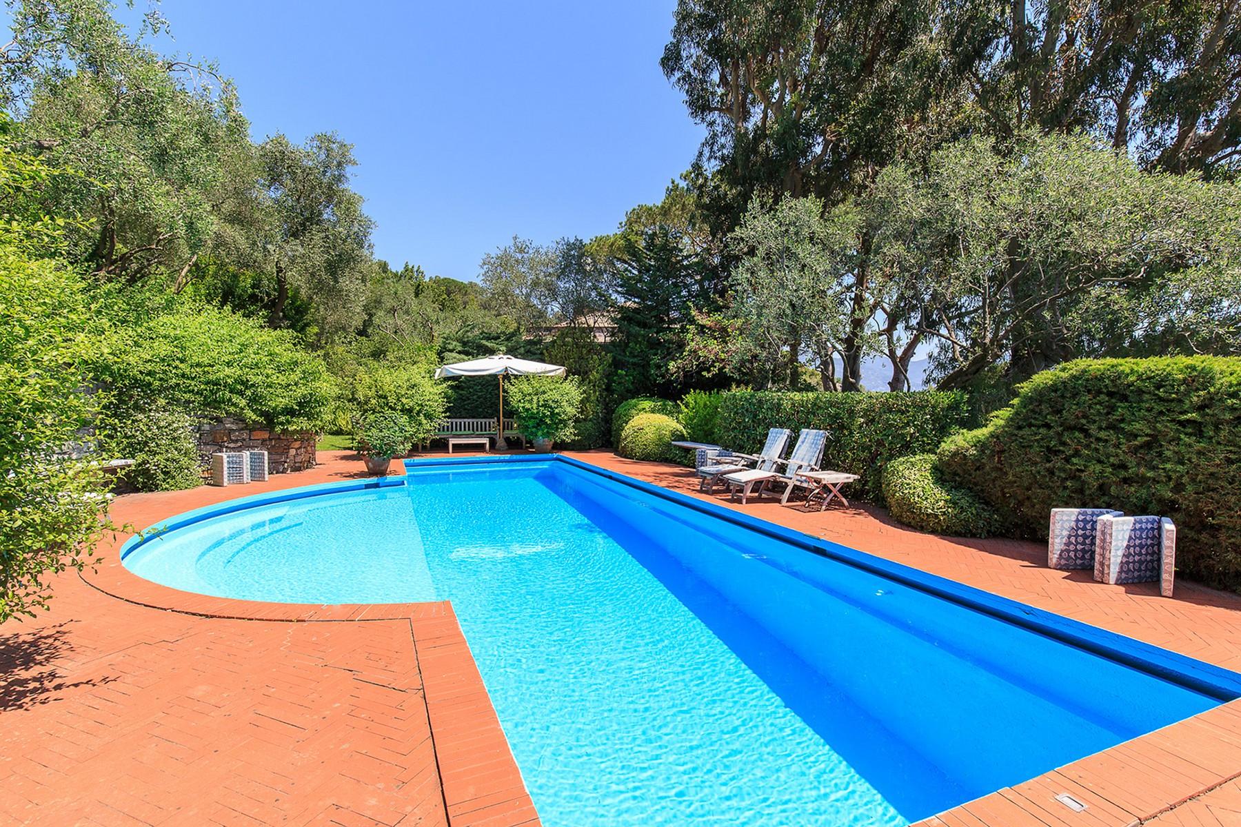 Villa in Vendita a Santa Margherita Ligure: 5 locali, 440 mq - Foto 21
