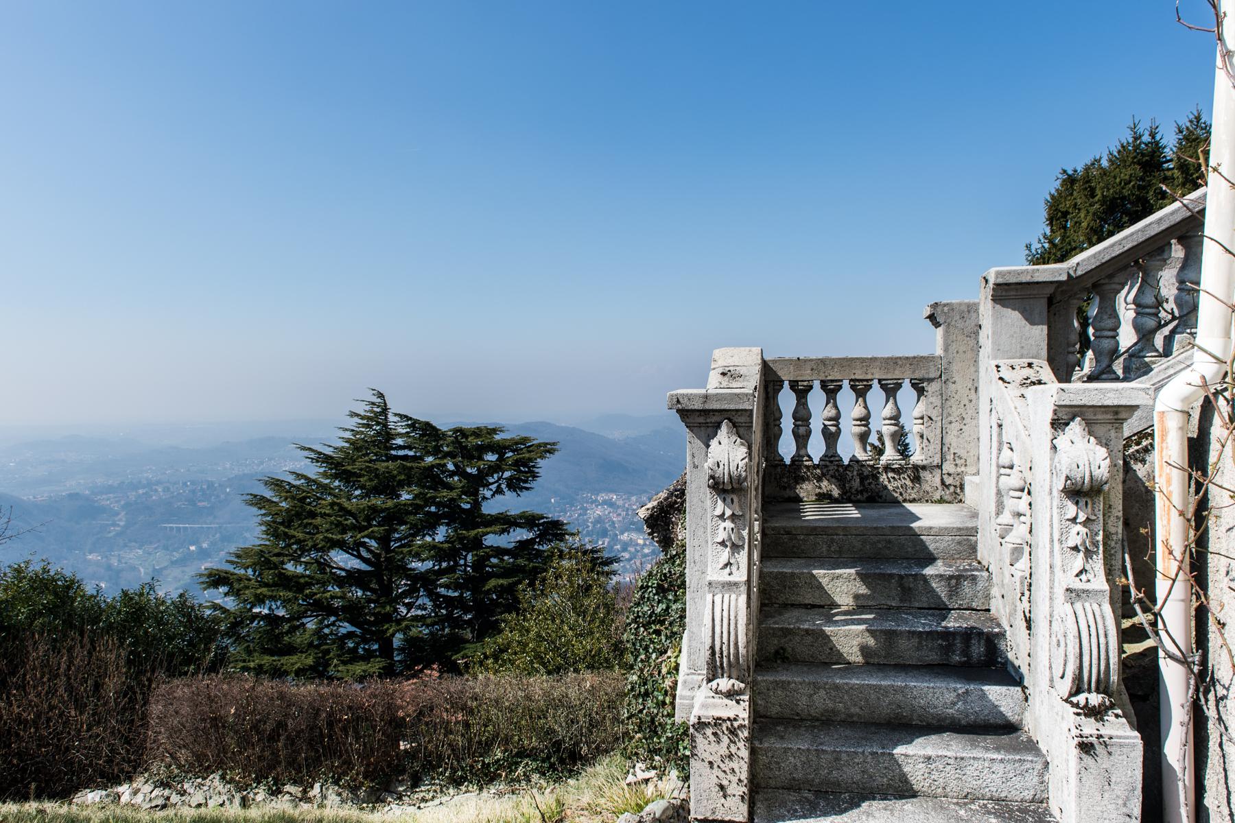 Villa in Vendita a Brunate: 5 locali, 600 mq - Foto 7