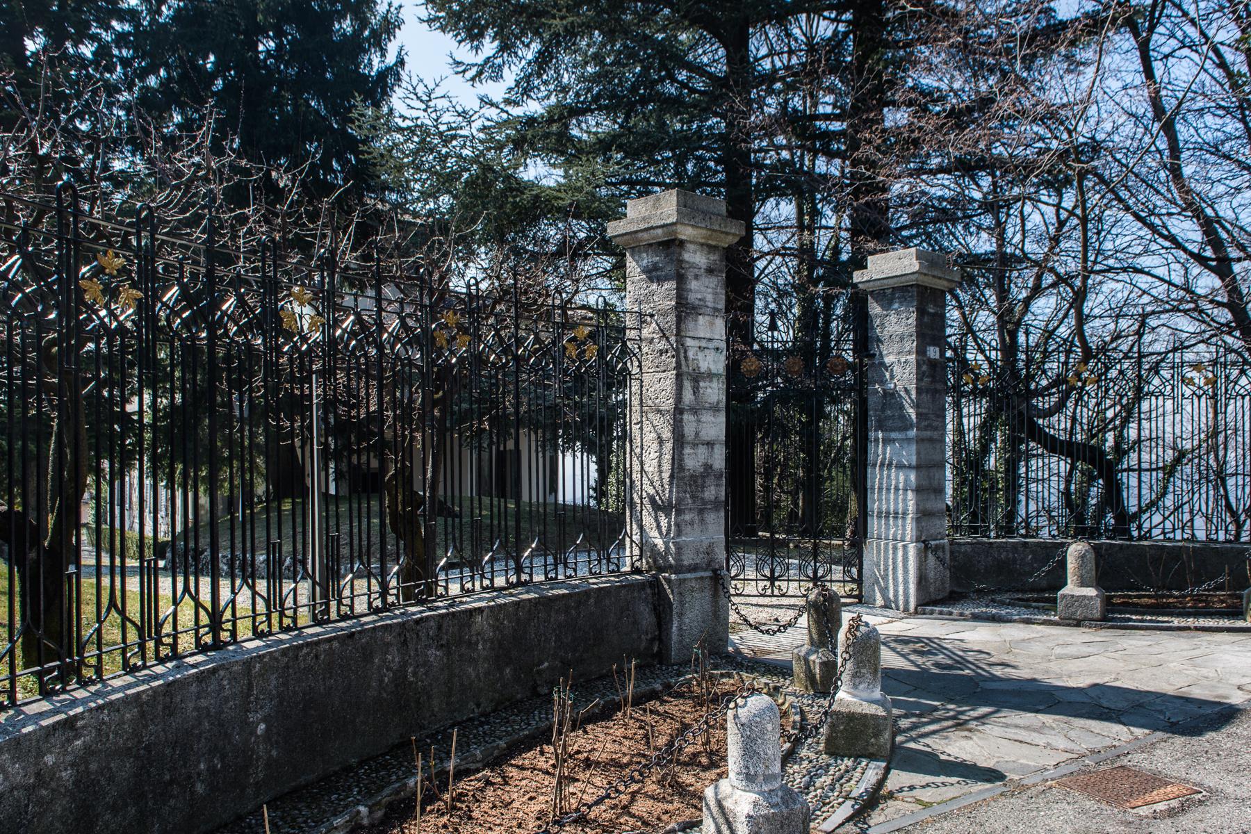 Villa in Vendita a Brunate: 5 locali, 600 mq - Foto 4