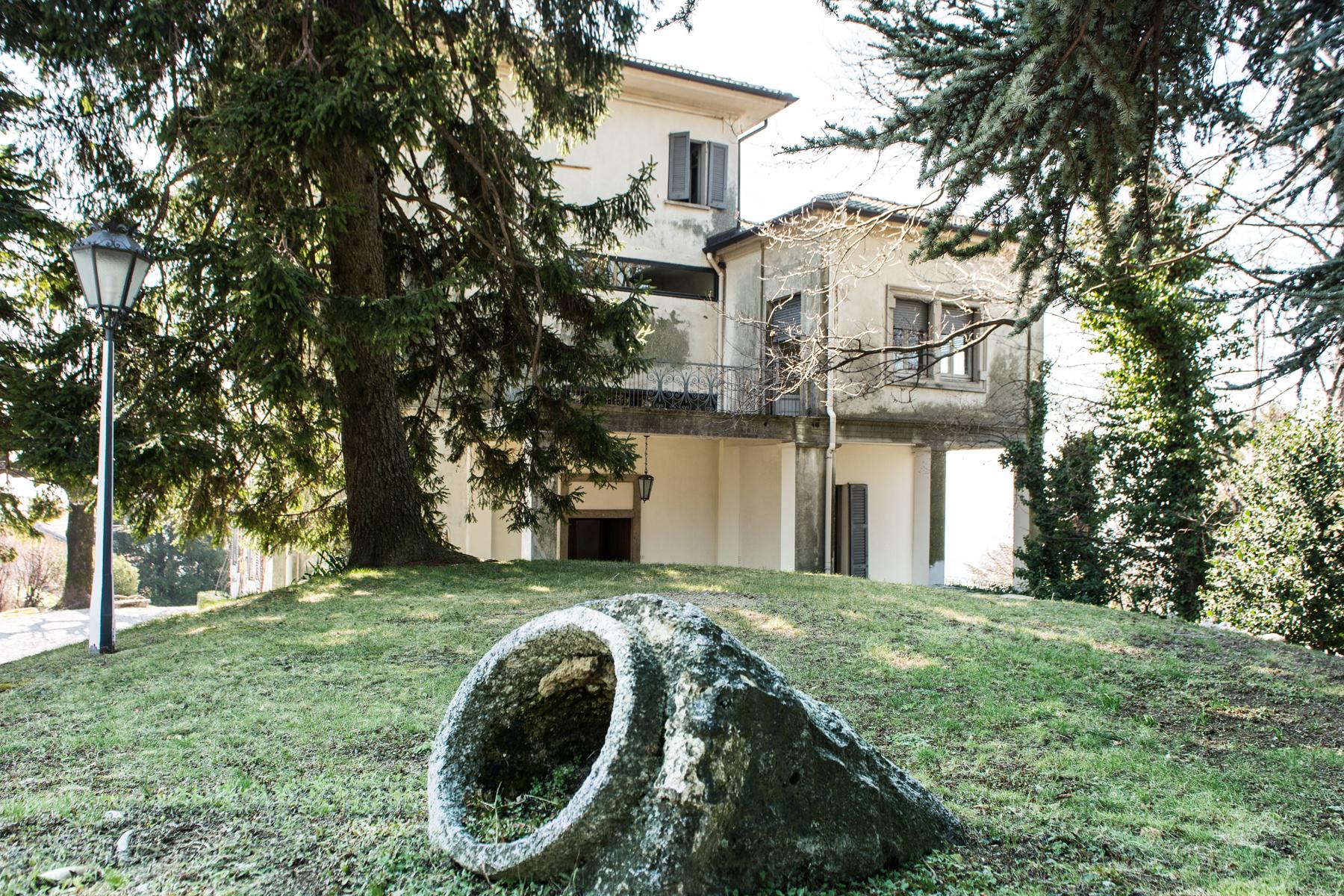 Villa in Vendita a Brunate: 5 locali, 600 mq - Foto 5