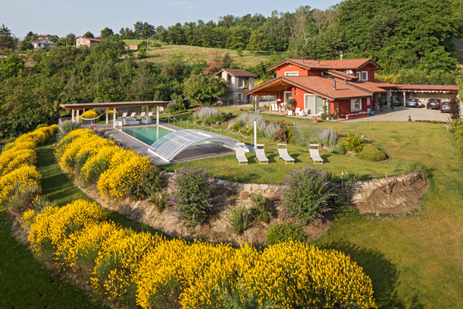 Villa in Vendita a Acqui Terme:  5 locali, 727 mq  - Foto 1