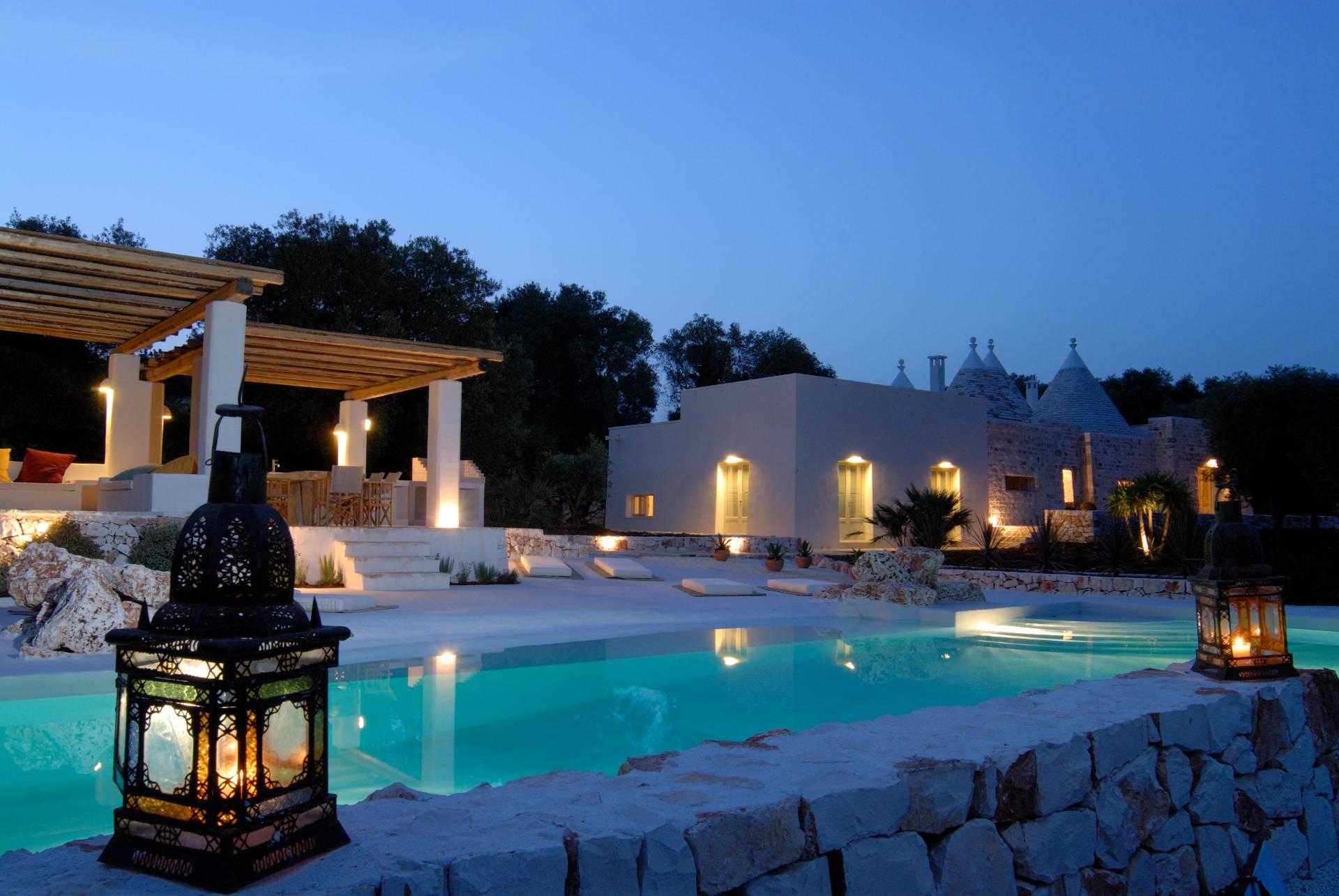 Villa in Vendita a Ostuni: 5 locali, 180 mq
