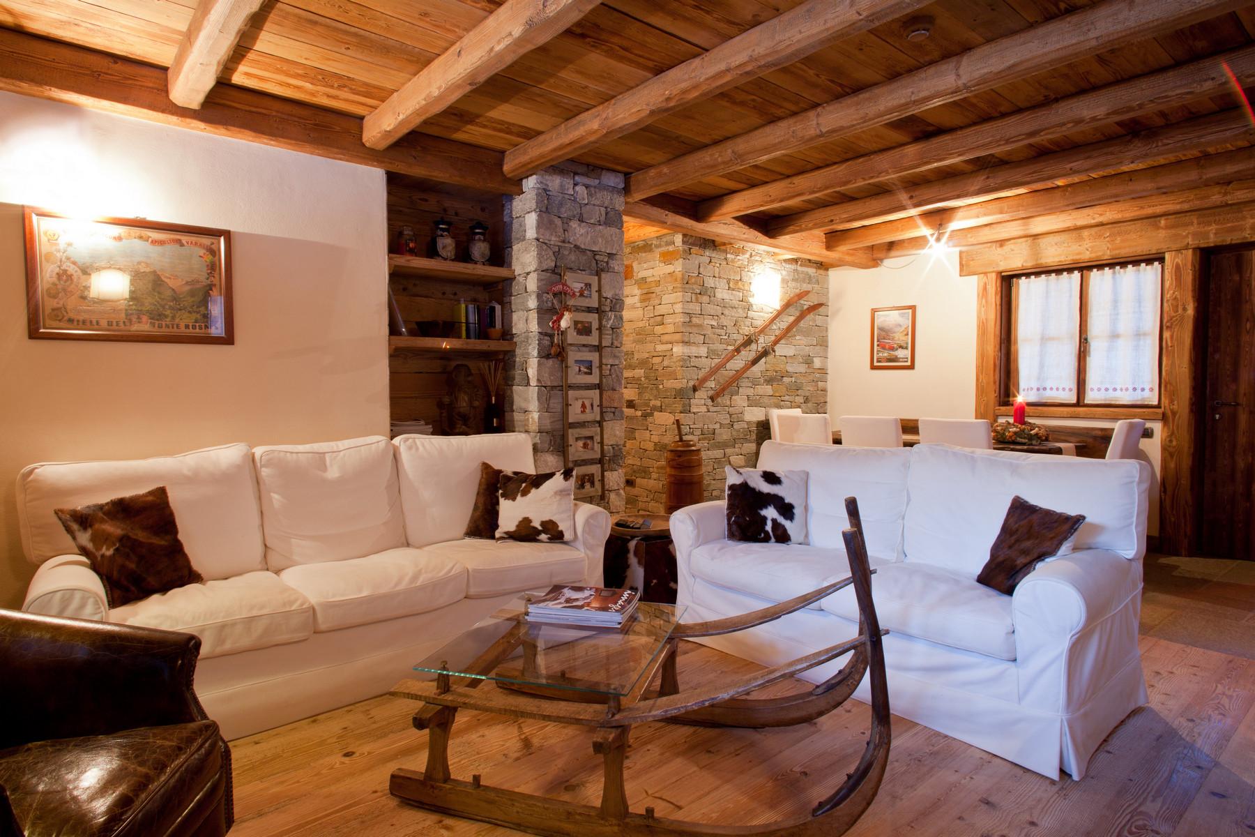 Appartamento in Vendita a Alagna Valsesia:  5 locali, 102 mq  - Foto 1