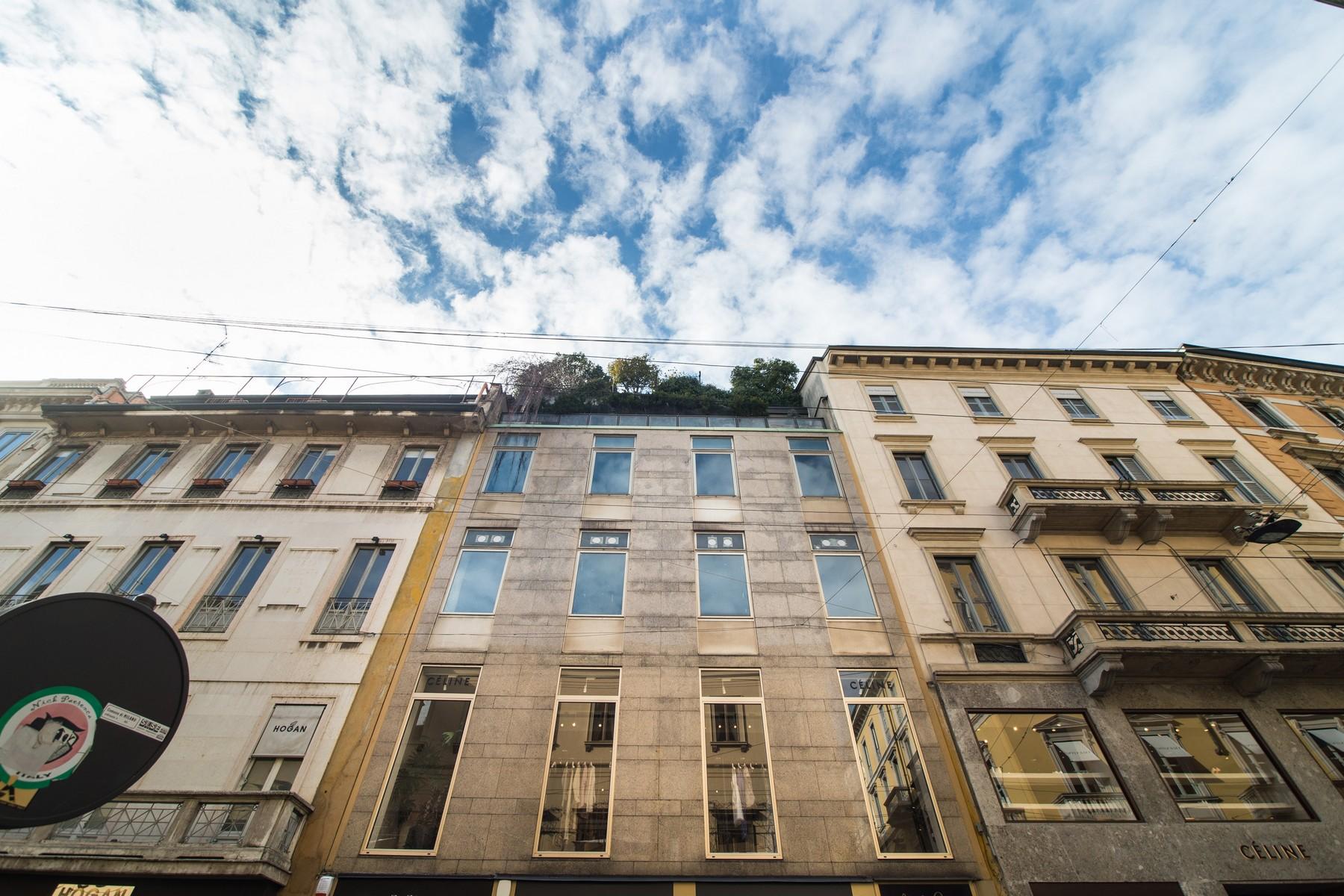 Ufficio-studio in Affitto a Milano via montenapoleone